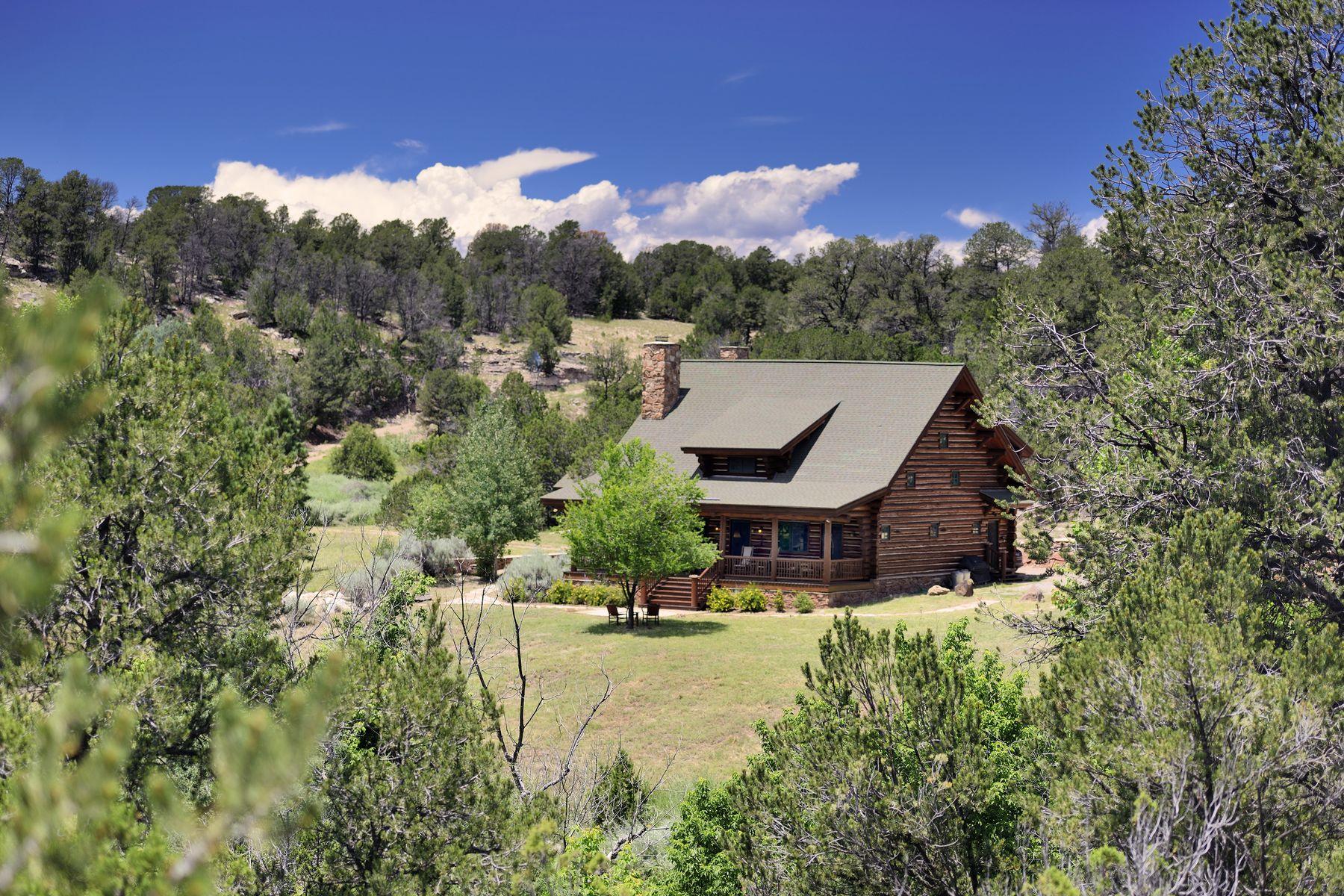 Single Family Homes pour l Vente à San Jose, Nouveau-Mexique 87565 États-Unis