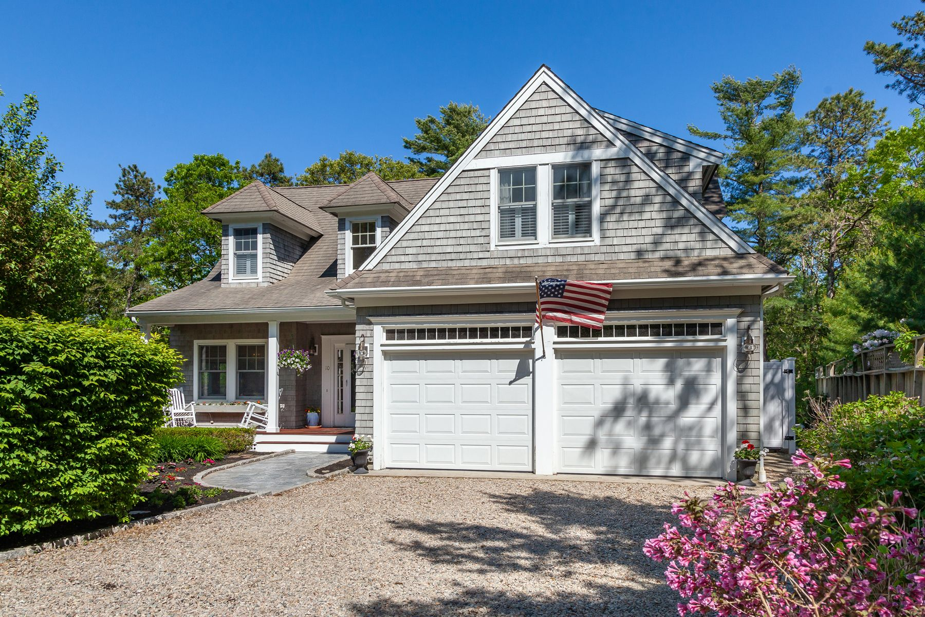 Single Family Homes for Sale at 10 Wading Place Road Mashpee, Massachusetts 02649 United States