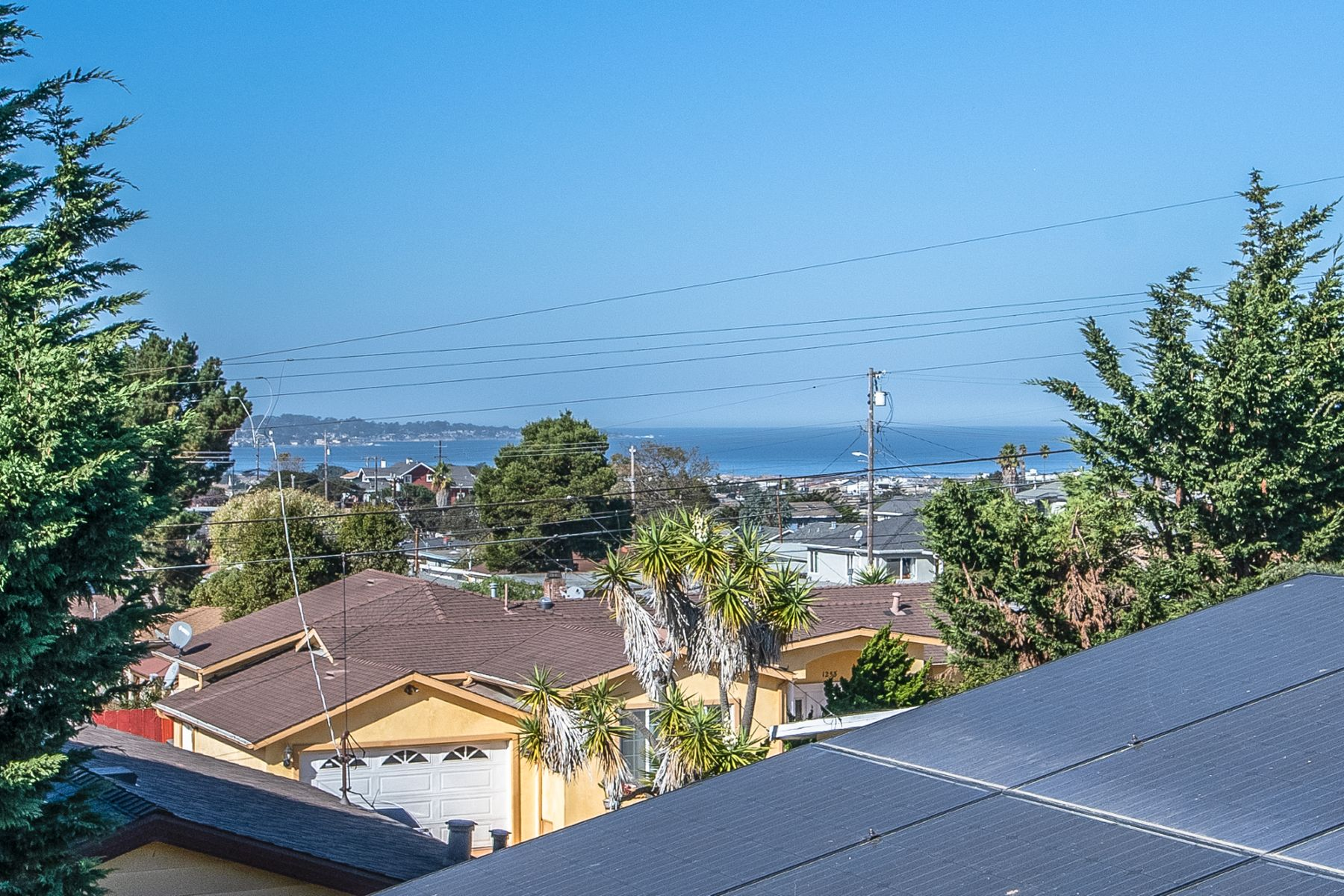 Single Family Homes for Sale at Ocean Views Upper Seaside 1-Story Home 1241 Darwin Street Seaside, California 93955 United States