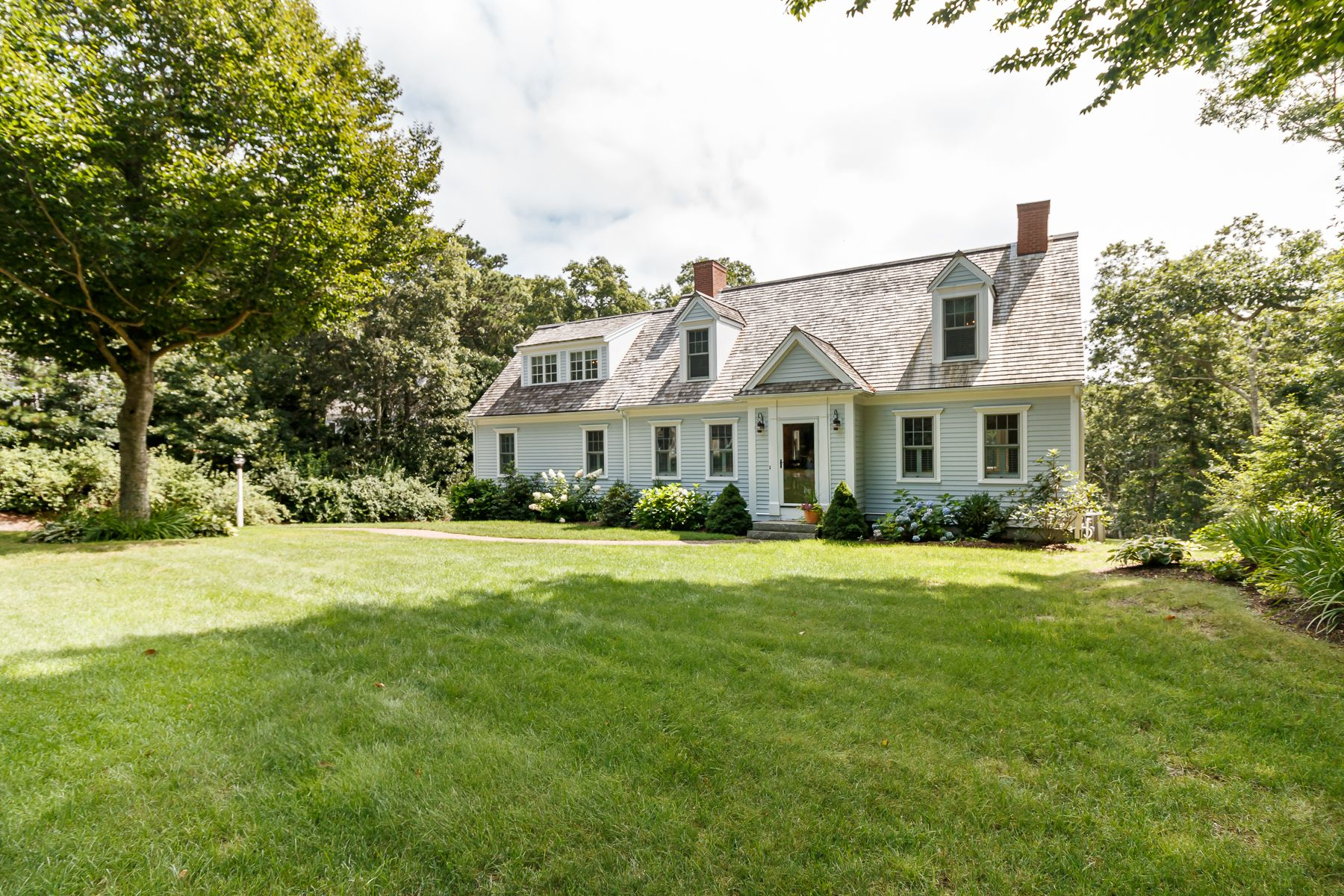Single Family Homes for Sale at 14 Fairfield Drive East Sandwich, Massachusetts 02537 United States