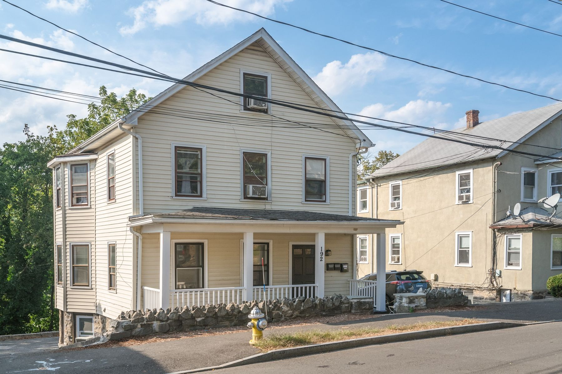 Multi-Family Homes for Sale at Multi Family Investment Opportunity 192 North Water Street Greenwich, Connecticut 06830 United States