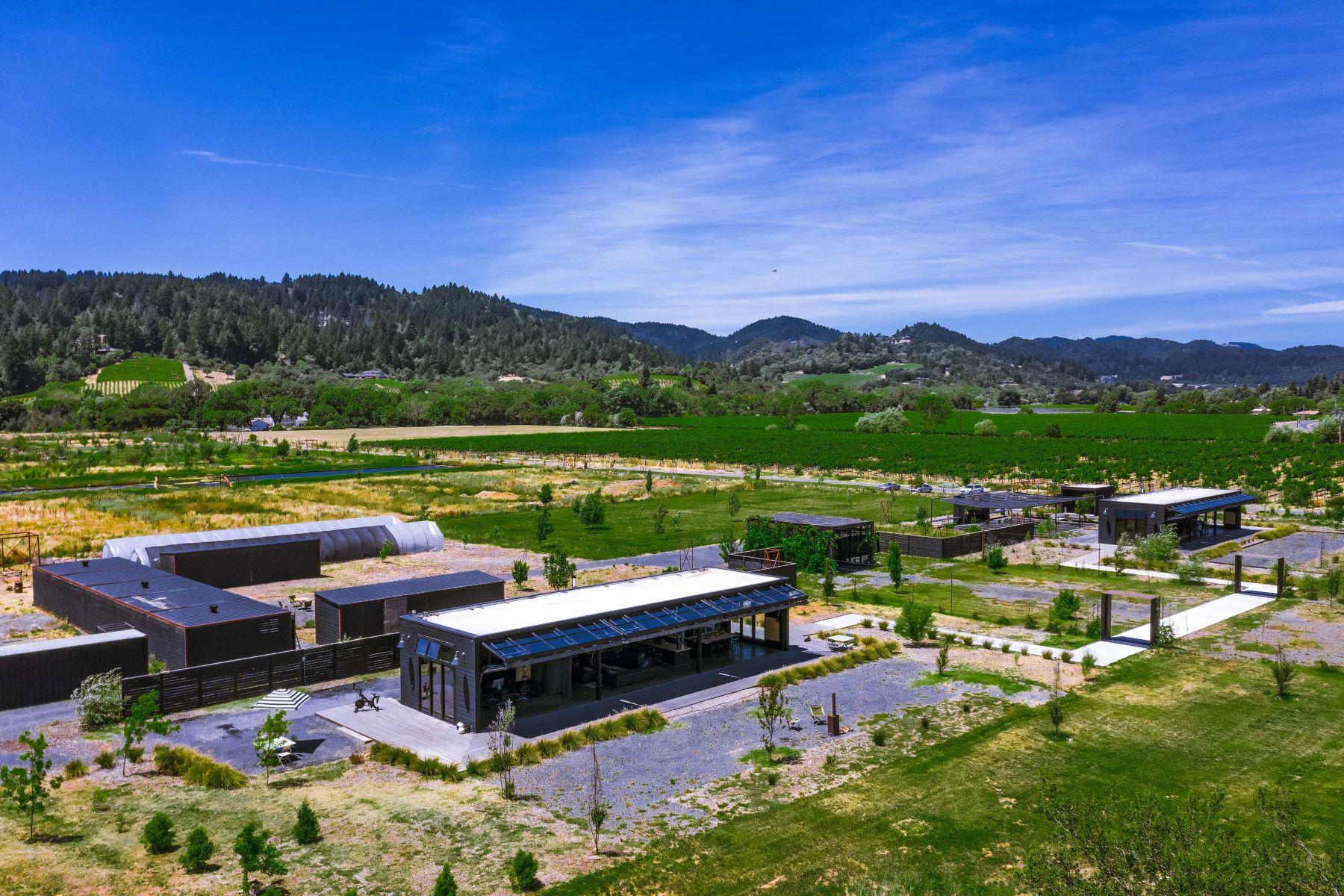土地,用地 为 销售 在 Noci Healdsburg 2836 Dry Creek Rd 希尔兹堡, 加利福尼亚州 95448 美国