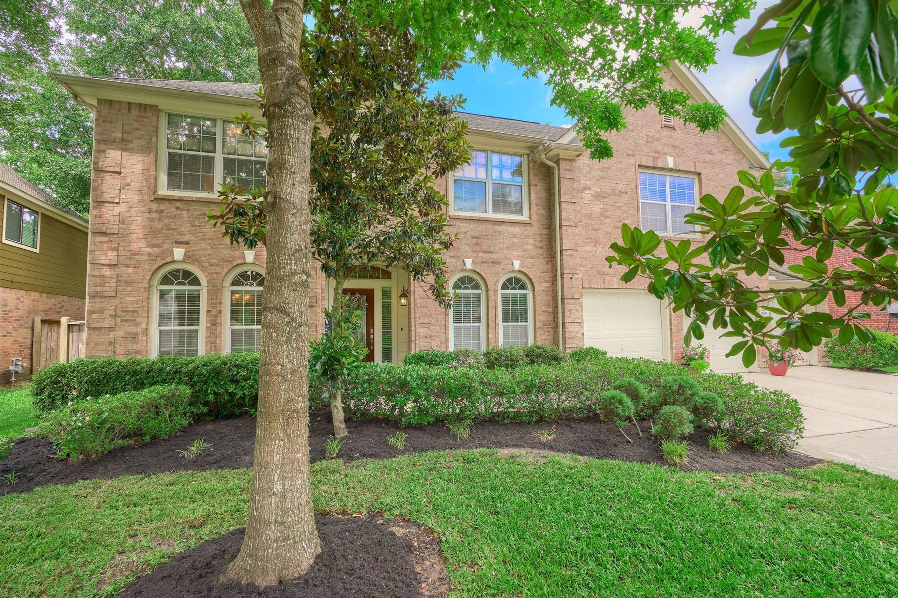 Single Family Homes for Sale at 31003 Autumn Canyon Lane Spring, Texas 77386 United States
