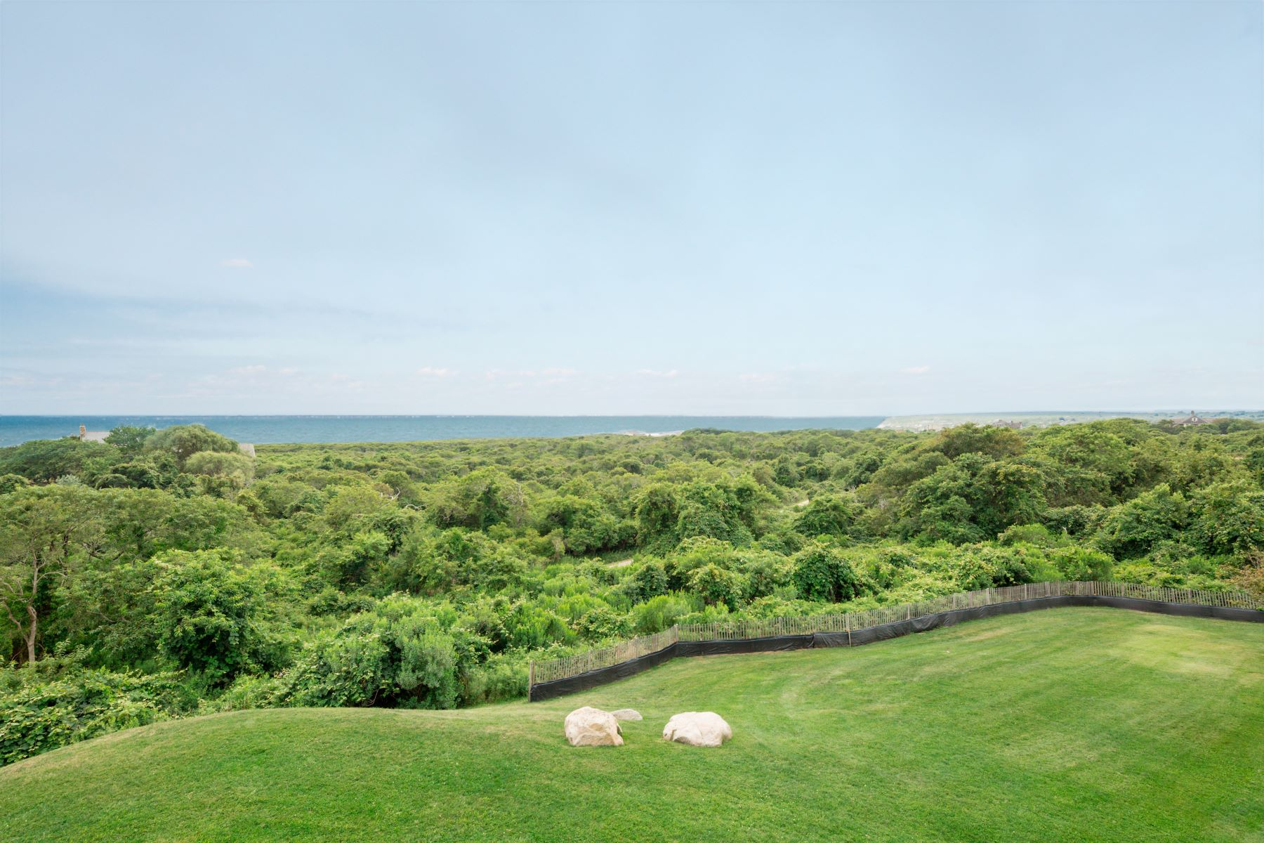 Single Family Homes for Sale at TOTAL PRIVACY AND PANORAMIC OCEAN VIEWS 139 Deforest Road Montauk, New York 11954 United States