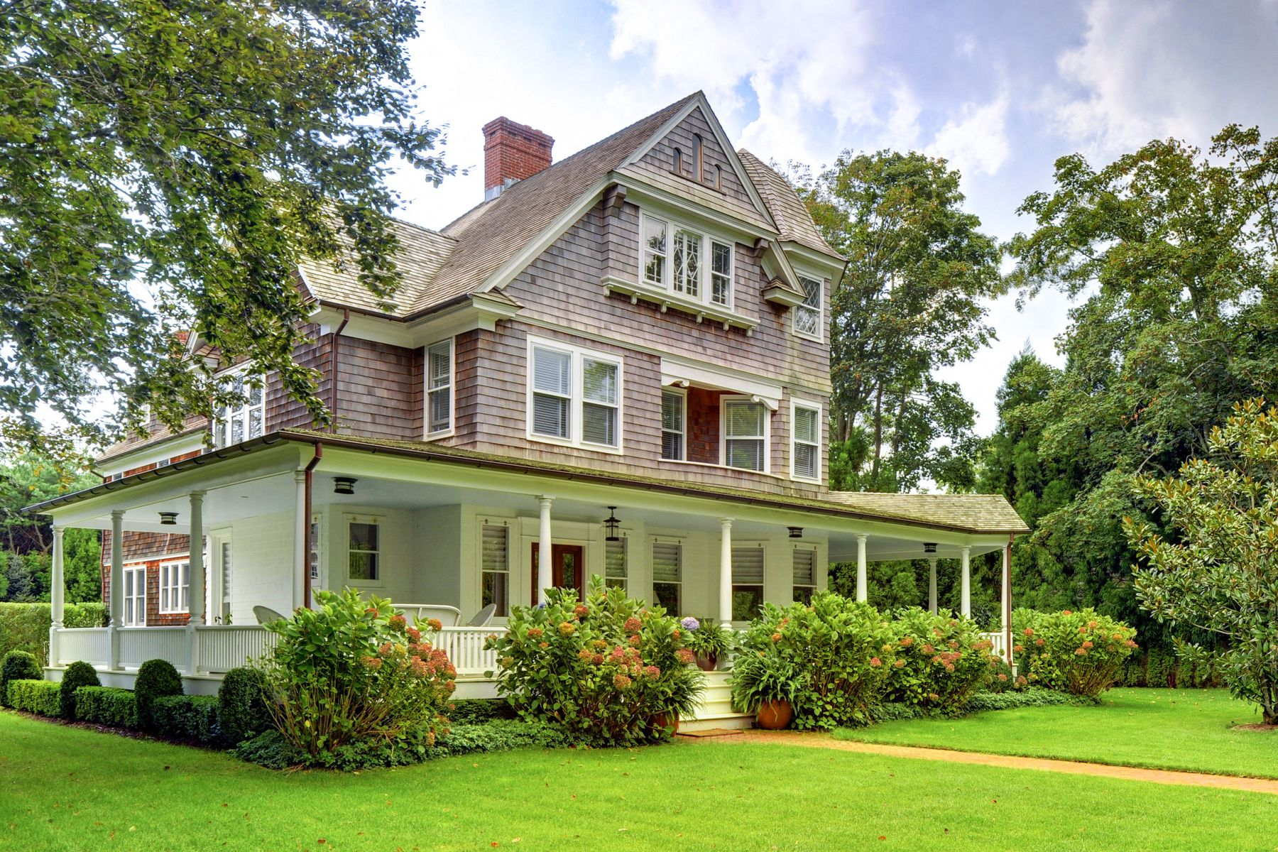 Single Family Homes for Sale at PRIME VILLAGE SOUTH LOCATION 29 Huntting Lane East Hampton, New York 11937 United States