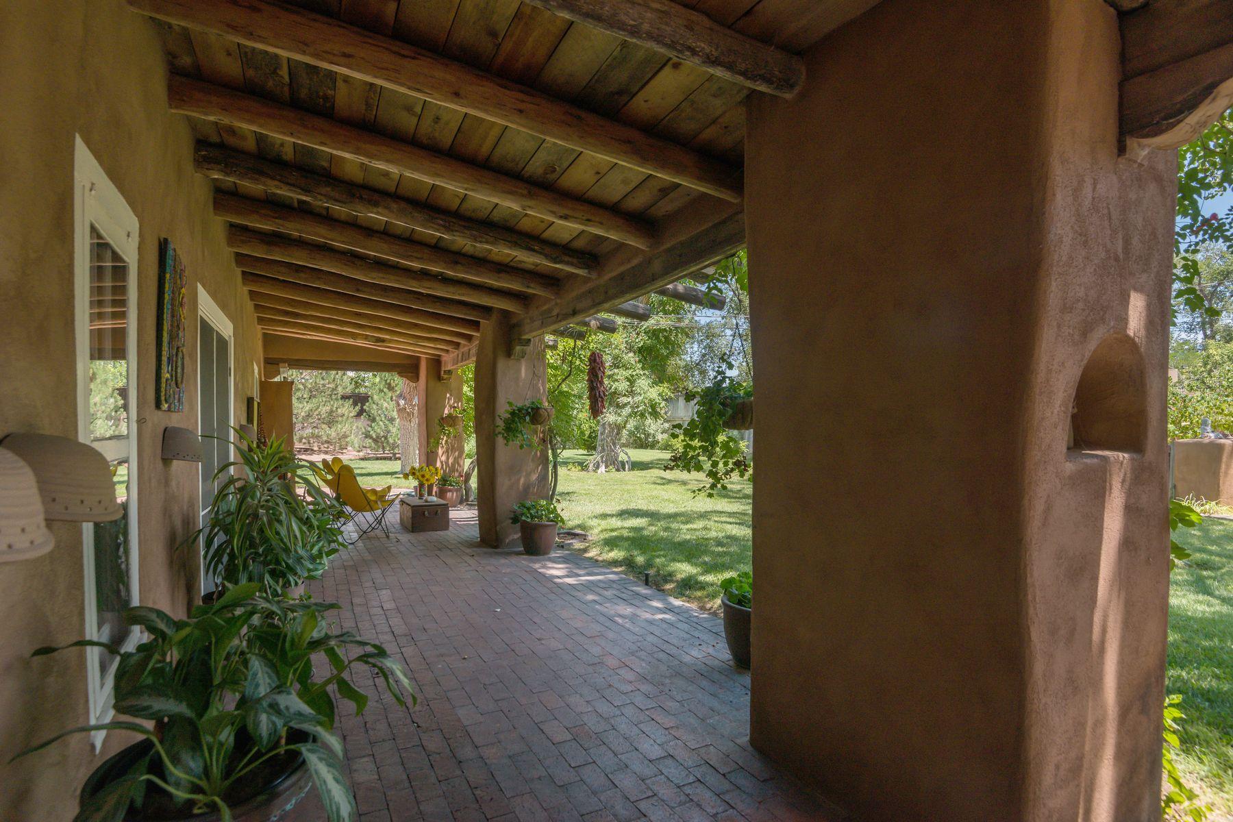 Single Family Homes per Vendita alle ore Corrales, Nuovo Messico 87048 Stati Uniti