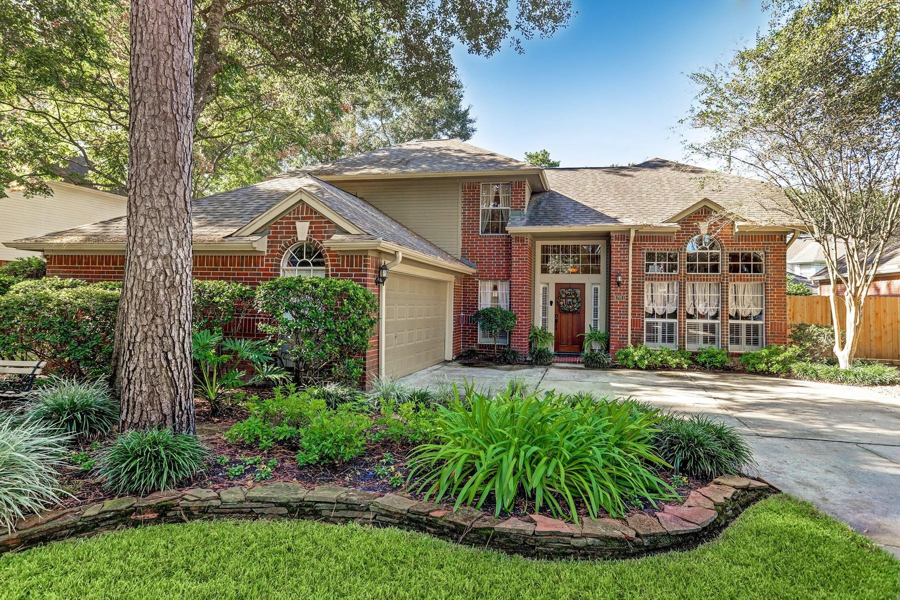 Single Family Homes for Sale at 12911 Peach Meadow Drive Cypress, Texas 77429 United States