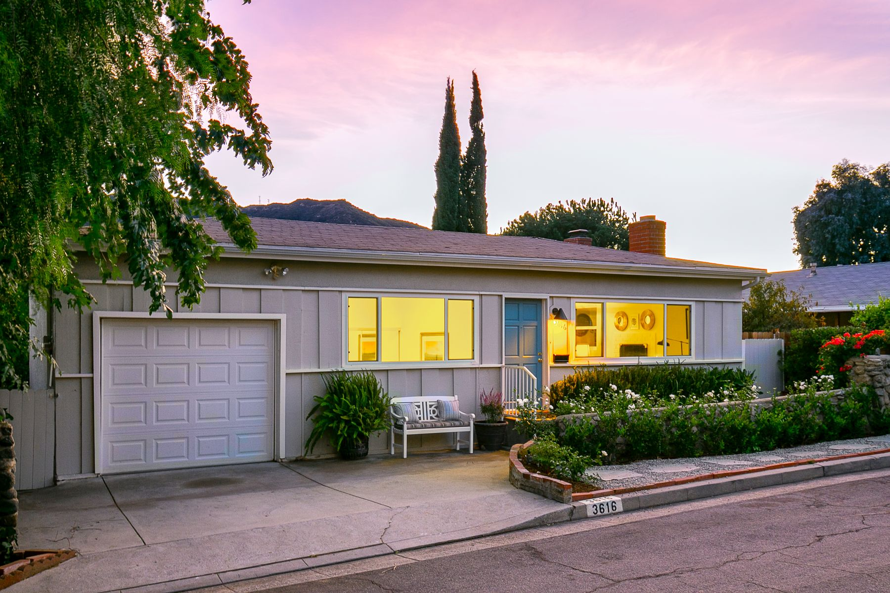 Single Family Homes for Sale at Romantic Cottage 3616 3rd Avenue La Crescenta, California 91214 United States