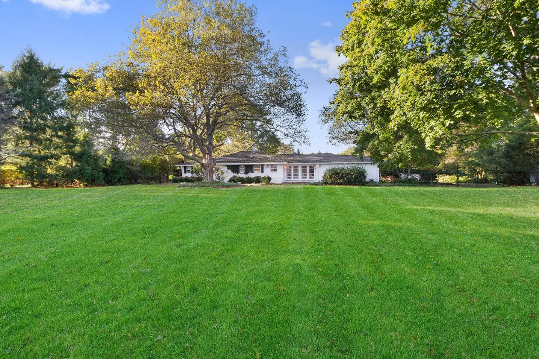 Single Family Homes for Sale at Lily Pond Estate Section 33 Apaquogue Road East Hampton, New York 11937 United States