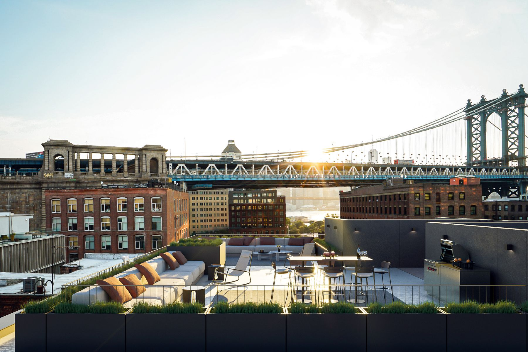 Condominiums for Sale at 168 Plymouth Street, Apt. 5E 168 Plymouth Street Apt 5E Brooklyn, New York 11201 United States
