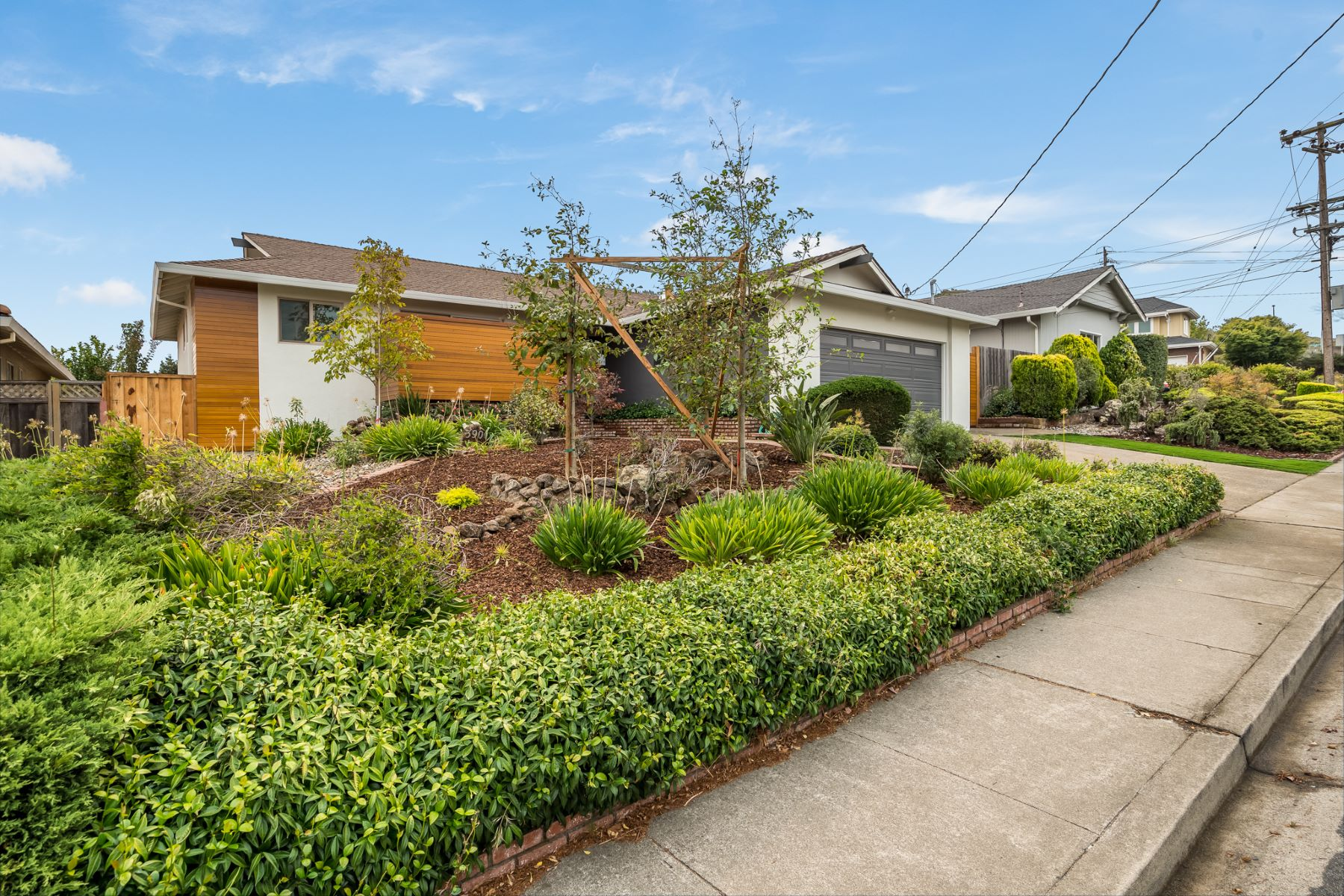 Single Family Homes for Active at Luxury Home in Belmont Hills 3904 Christian Dr Belmont, California 94002 United States