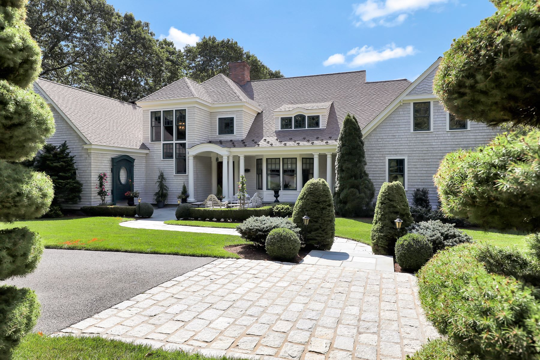 Single Family Homes 为 销售 在 The Circle of Life 165 Marquand Drive Osterville, 马萨诸塞州 02655 美国