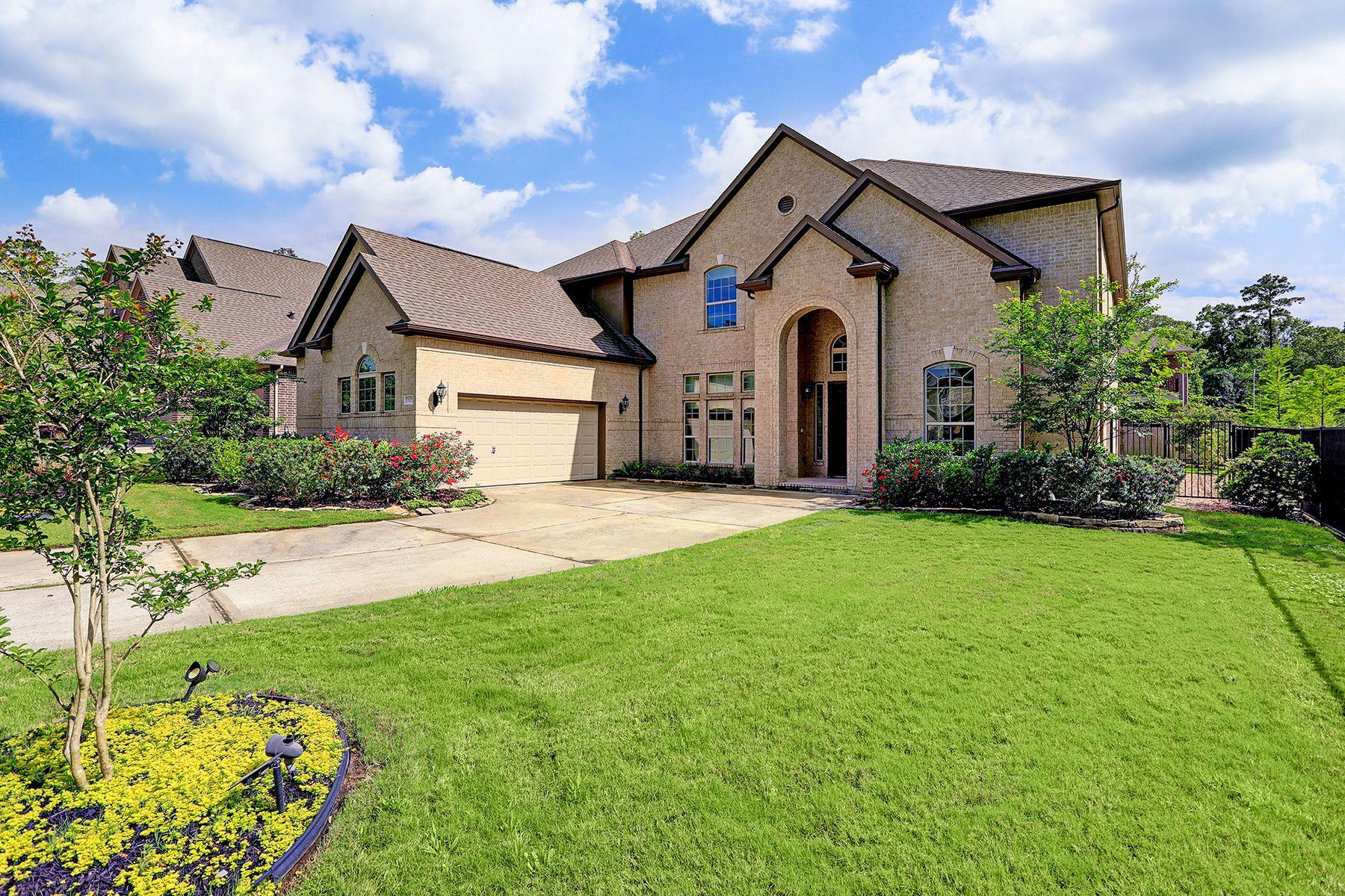 Single Family Homes 용 매매 에 Spring, 텍사스 77389 미국