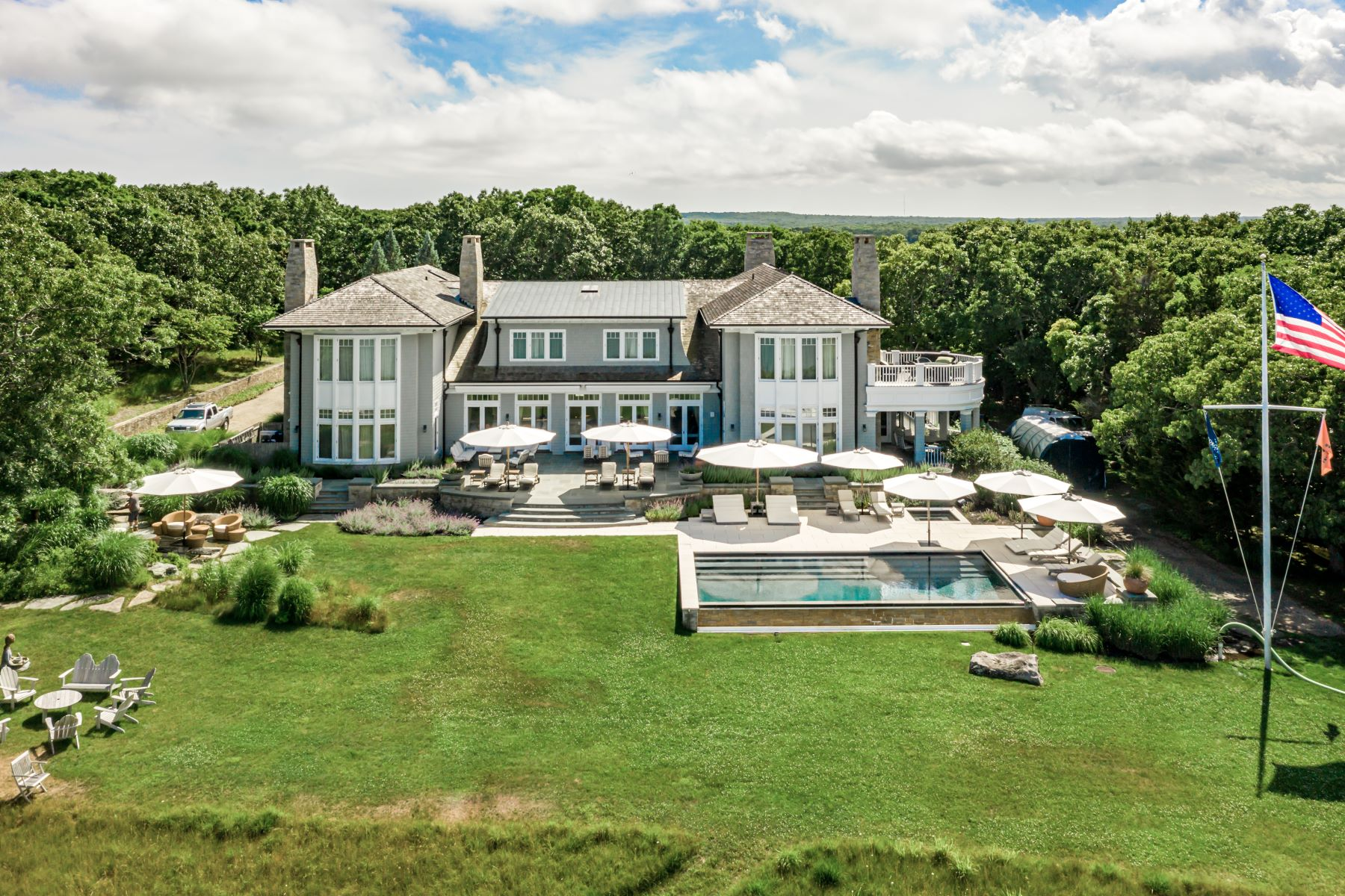 Other Residential Homes for Sale at Rare Waterfront Compound 62 & 54 Louse Point Rd East Hampton, New York 11937 United States