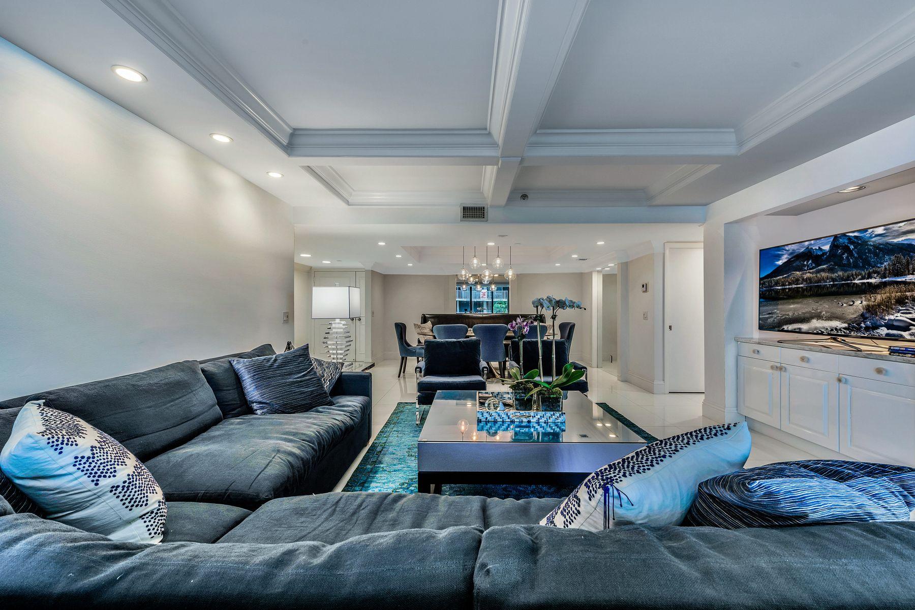 Property for Sale at 3390 S Ocean Blvd Apt 202 - Emeraude 3390 S Ocean Blvd Apt 202 Palm Beach, Florida 33480 United States