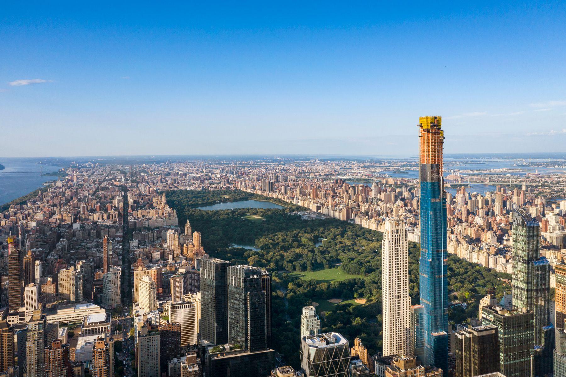 Condominiums for Sale at Juan Montoya Masterpiece 80 Columbus Circle PH 75AB New York, New York 10023 United States