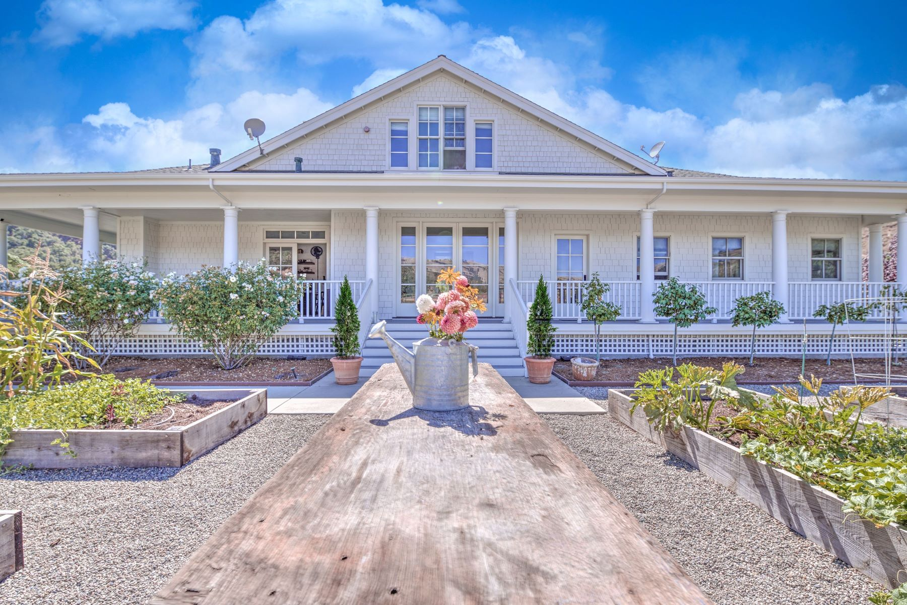Vineyard Real Estate for Active at Pastures of Heaven Farmhouse 478 Corral De Tierra Road Salinas, California 93908 United States