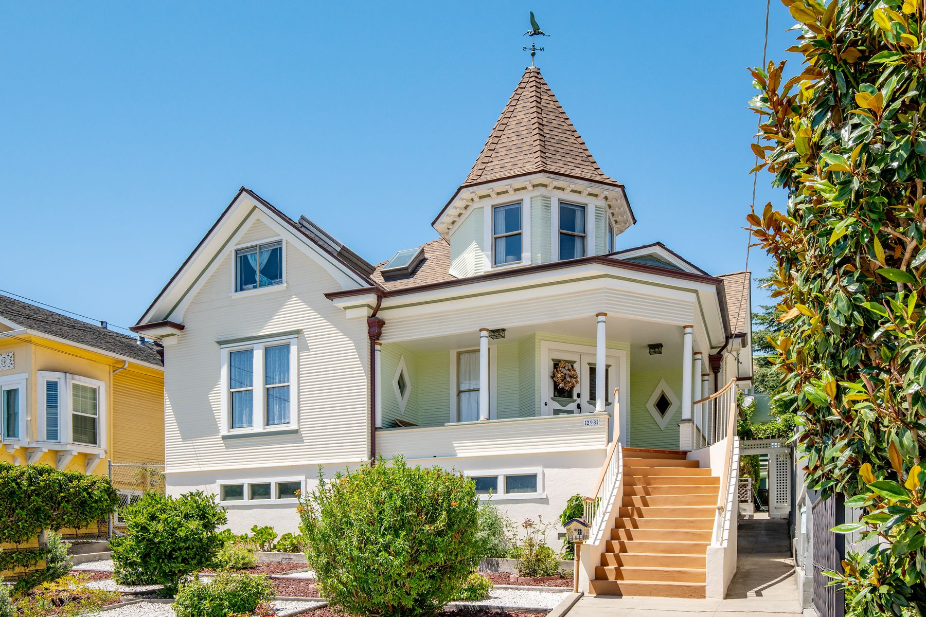 """Single Family Homes for Sale at """"Hudson House"""" in Old Town Monterey 298 Larkin Street Monterey, California 93940 United States"""