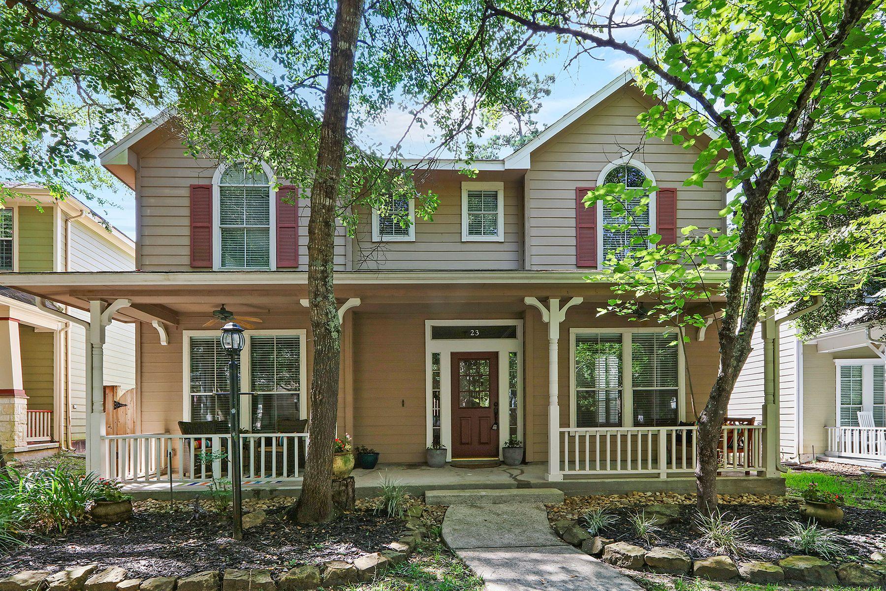 Single Family Homes 용 매매 에 The Woodlands, 텍사스 77382 미국