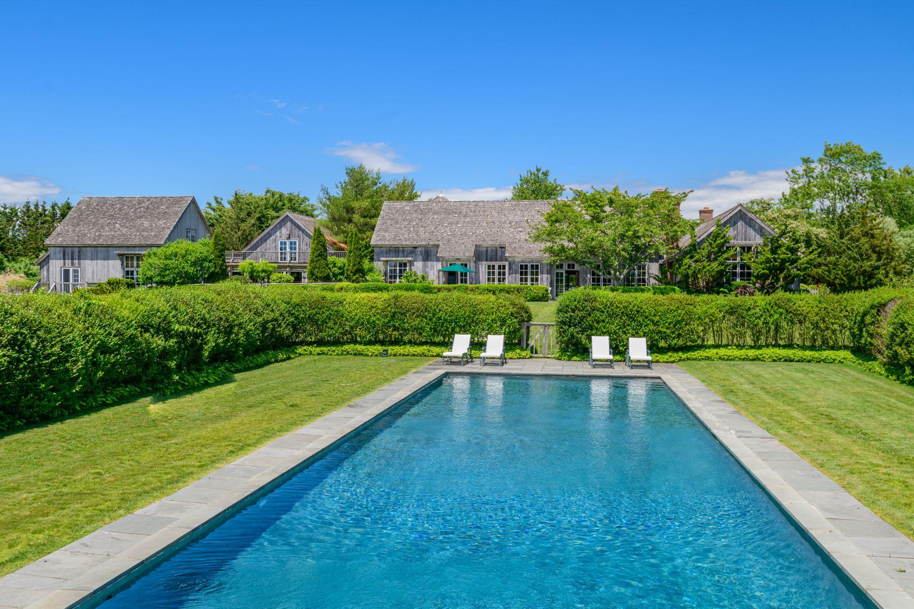 Single Family Homes för Försäljning vid 7+/- Acres in Bridgehampton 81 Day Lily Lane, Bridgehampton, New York 11932 Förenta staterna