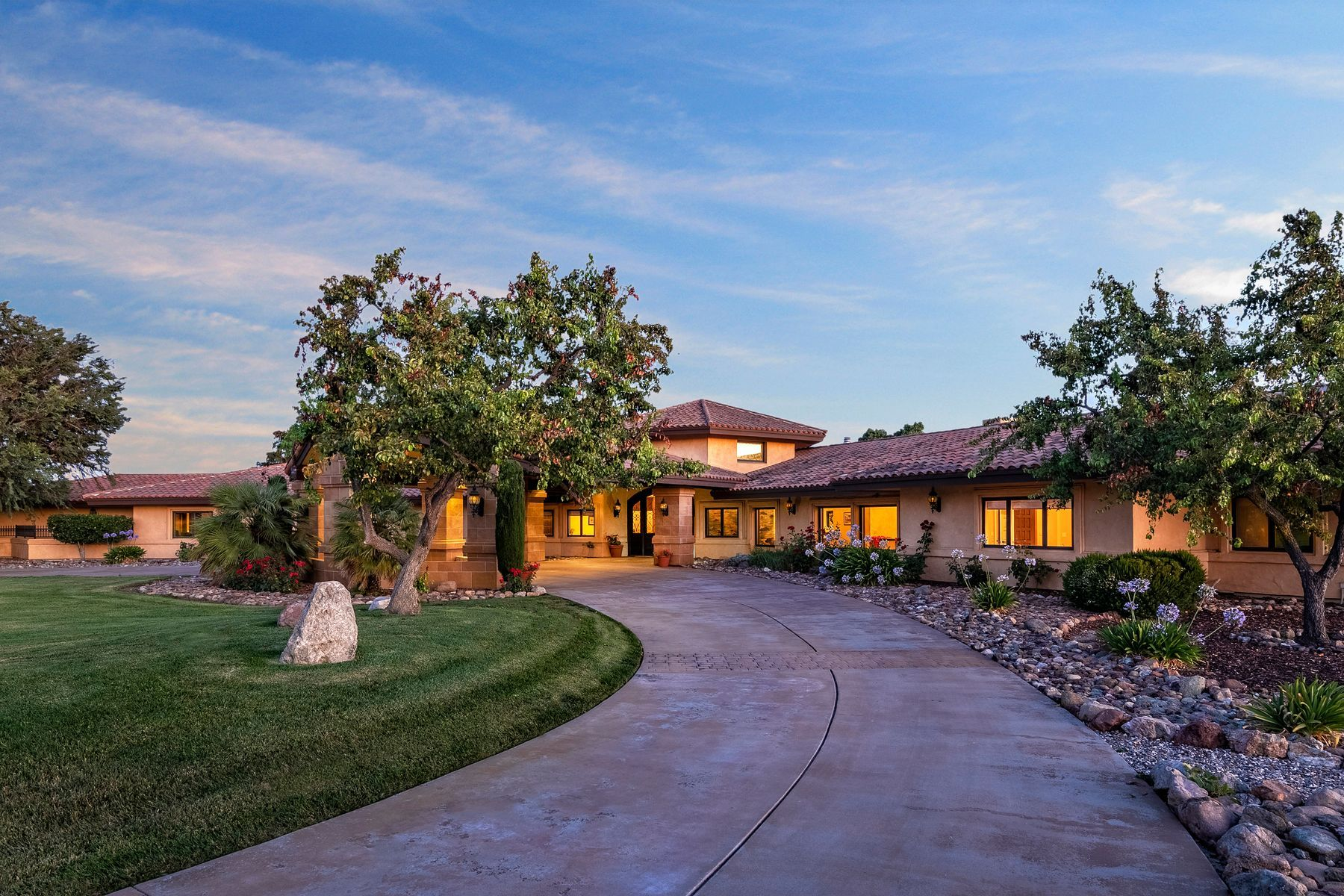 Vineyard Real Estate for Sale at Dramatic Happy Canyon Ranch 1920 Westerly Road Santa Ynez, California 93460 United States
