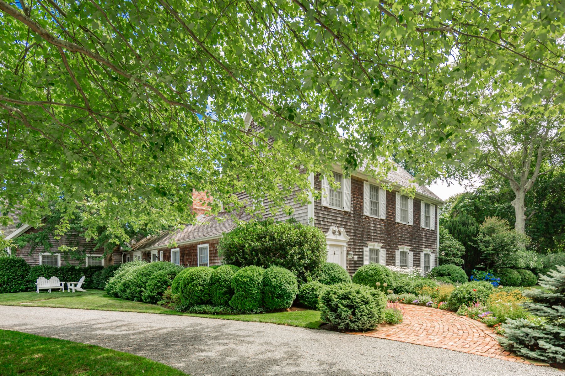 Single Family Homes for Sale at 34 Dunemere Lane East Hampton, New York 11937 United States