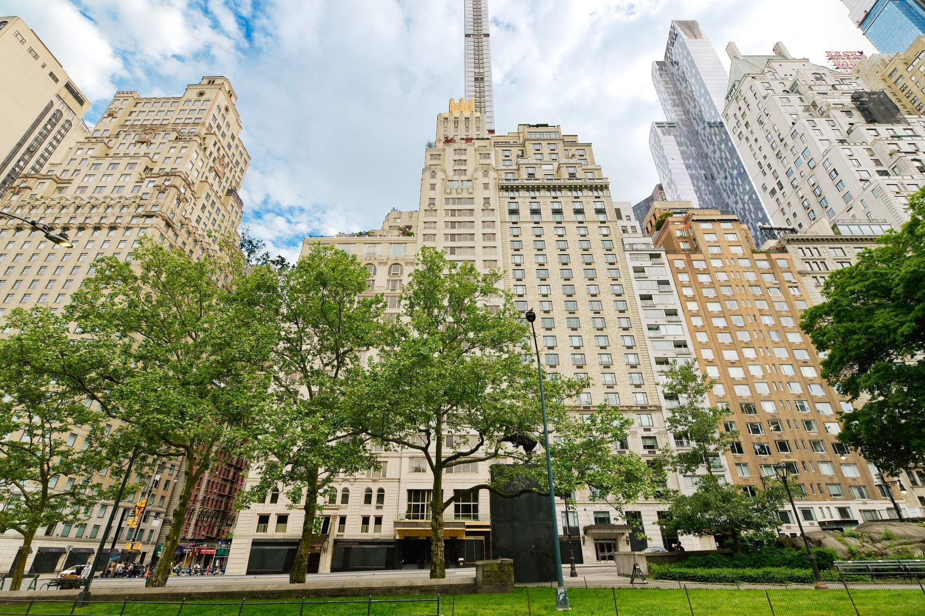Condominiums for Sale at Soaring Central Park Views 106 Central Park South, 21A-E New York, New York 10019 United States