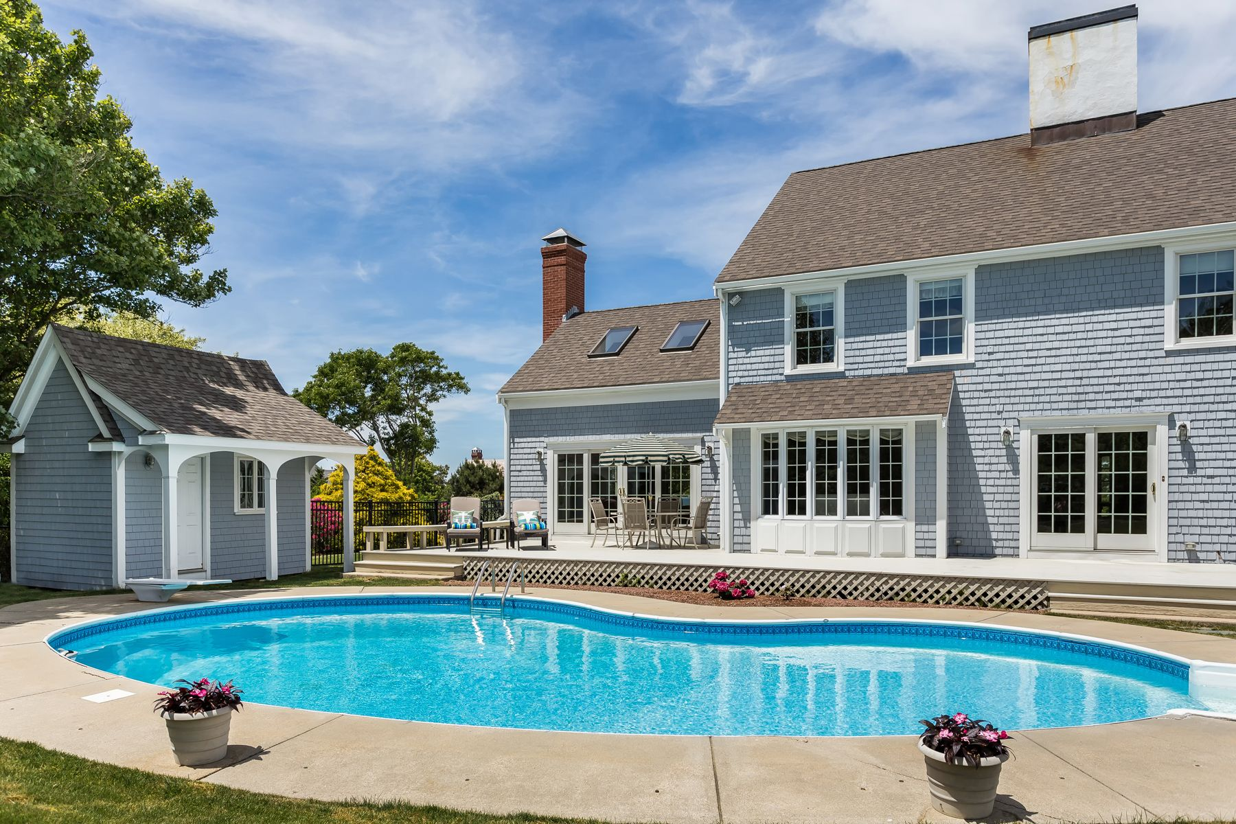 Single Family Homes for Sale at 40 Torrey Road East Sandwich, Massachusetts 02537 United States