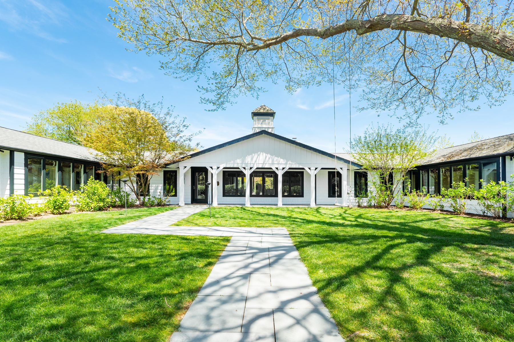 Single Family Homes for Sale at CHIC CARRIAGE HOUSE NEAR VILLAGE 174 Cedar Street East Hampton, New York 11937 United States