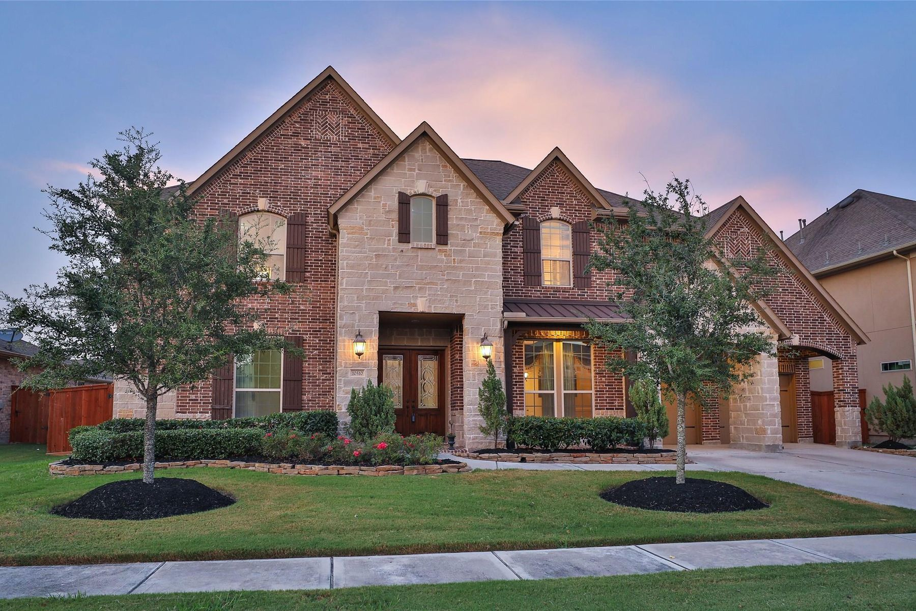 Single Family Homes for Sale at 10510 Texas Redbud Court Cypress, Texas 77433 United States