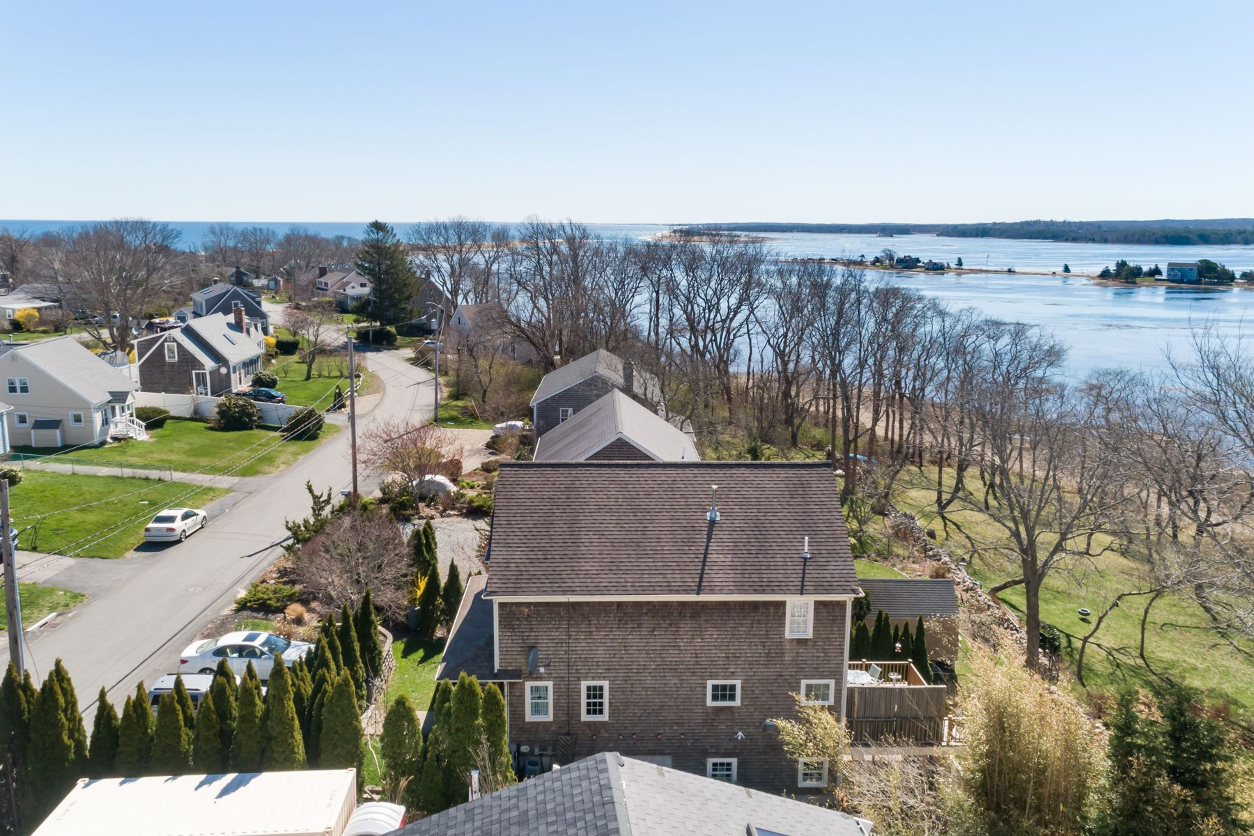 Single Family Homes for Active at 68 Dillingham Avenue Sandwich, Massachusetts 02563 United States