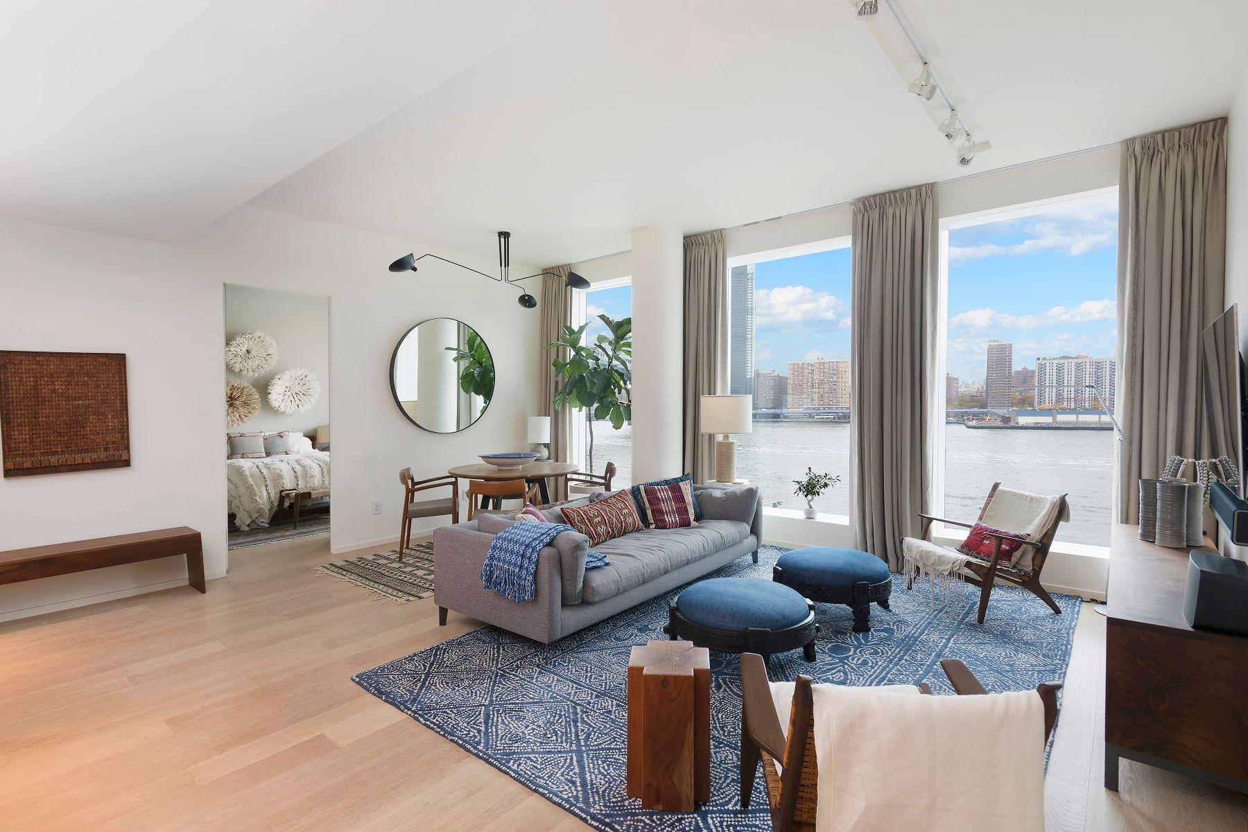 Condominiums 為 出售 在 Immaculate 2-Bed W/ Breathtaking Views 1 John Street, Apt 6C, Brooklyn, 纽约 11201 美國