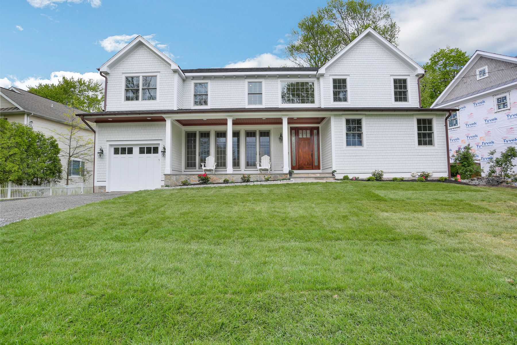 Single Family Homes for Sale at Newer Construction in Upper Havemeyer! 39 North Ridge Road Old Greenwich, Connecticut 06870 United States