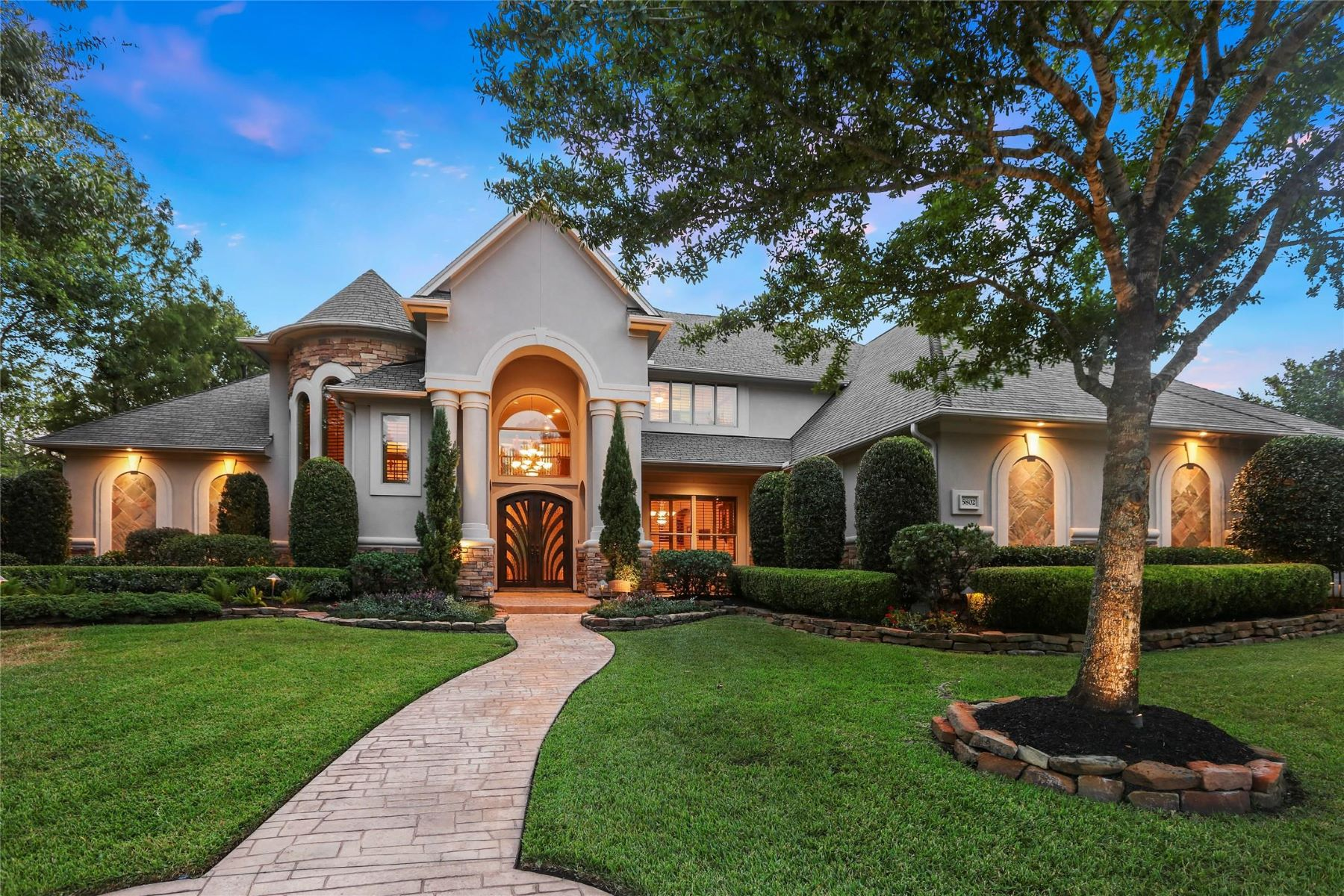 Single Family Homes for Sale at 5802 Blackstone Creek Lane Kingwood, Texas 77345 United States