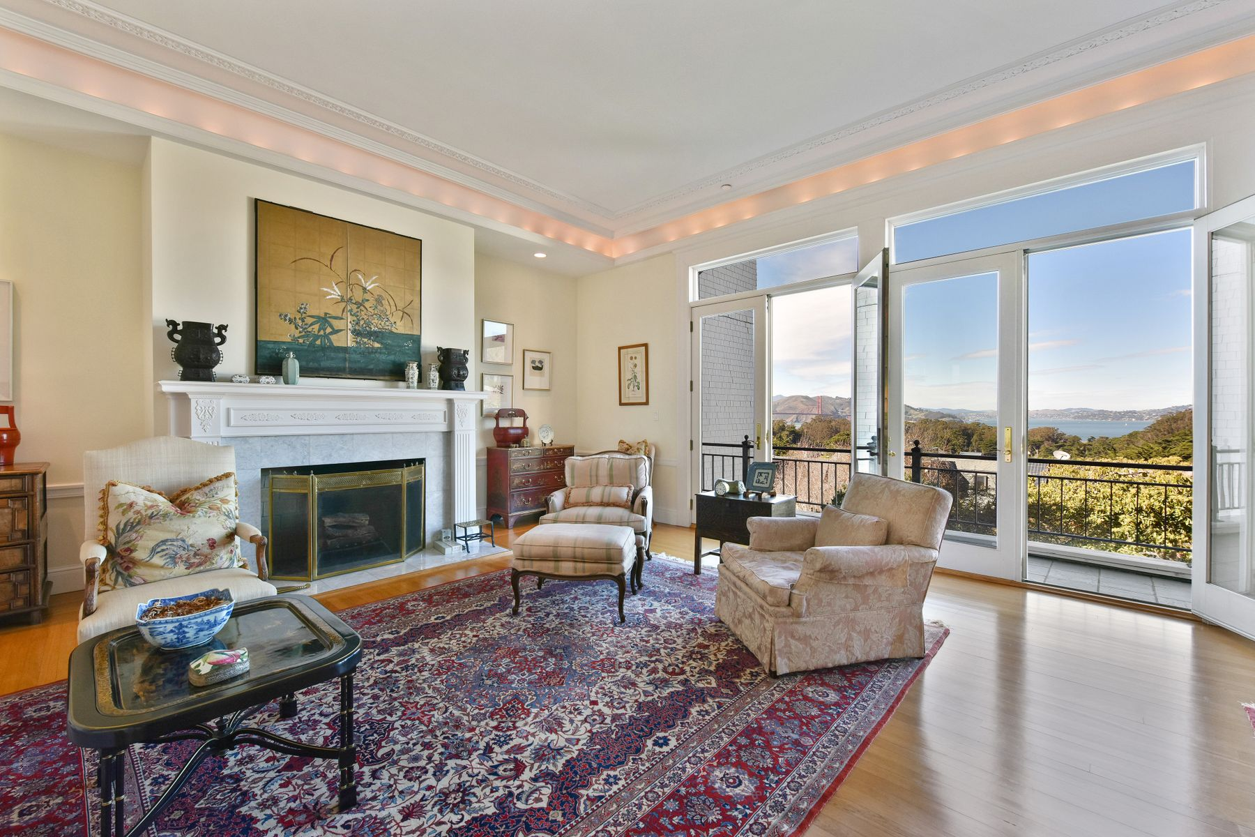 Single Family Homes 为 销售 在 3466 Jackson St 旧金山, 加利福尼亚州 94118 美国