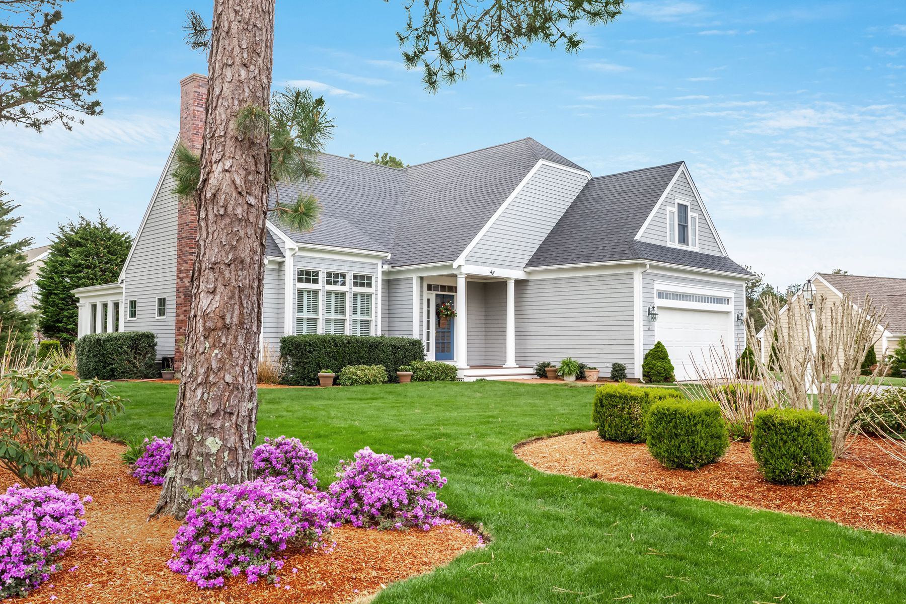 Single Family Homes 为 销售 在 48 Taurus Drive 马什皮, 马萨诸塞州 02649 美国