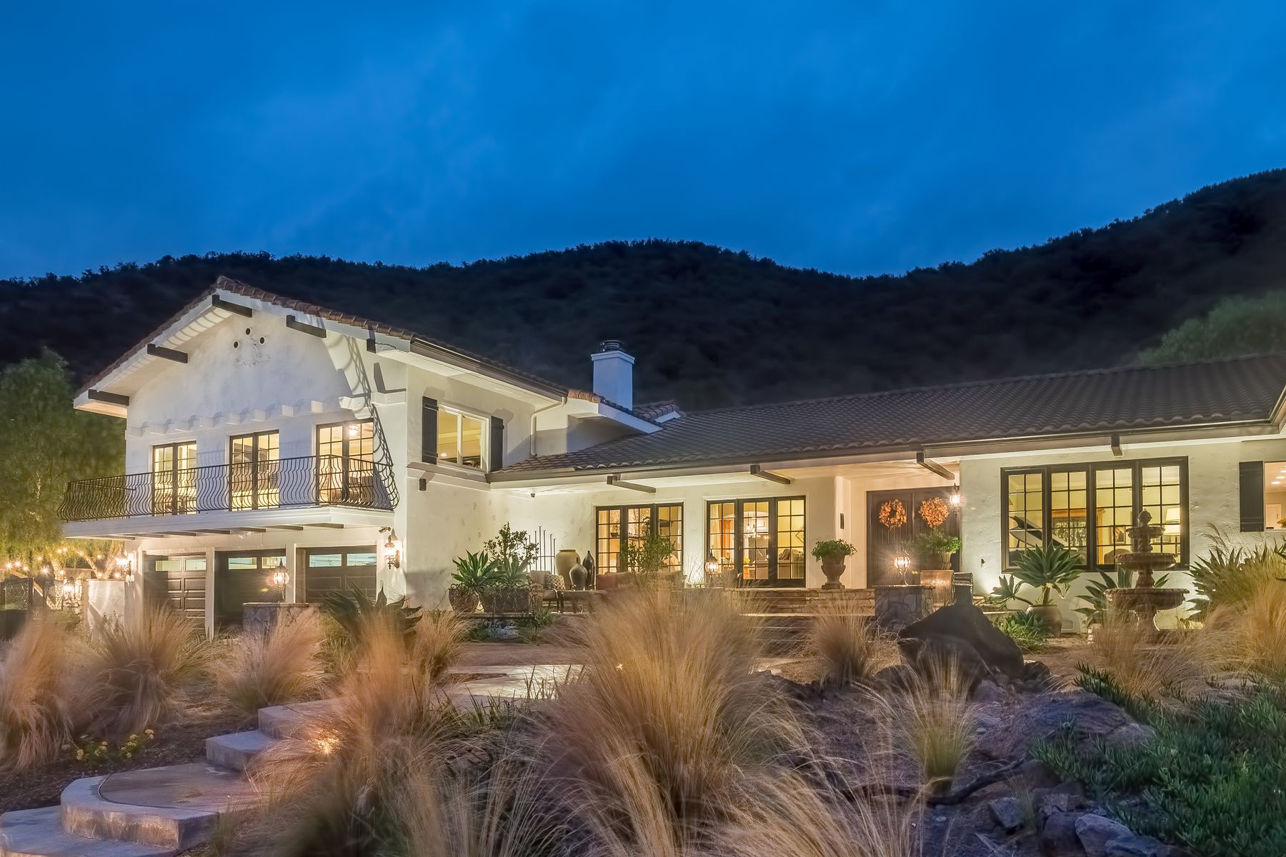 Vineyard Real Estate for Sale at Puerta Del Cielo Vineyard Estate 36 Pinecrest Road Thousand Oaks, California 91361 United States
