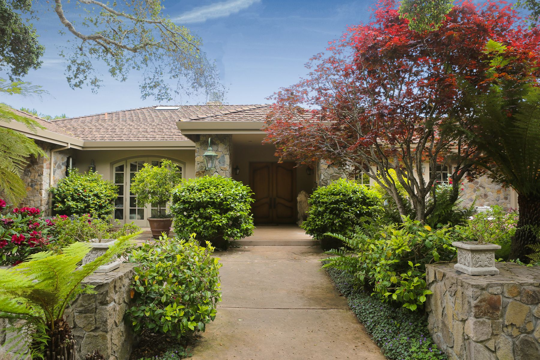 Single Family Homes for Active at Quail Tranquility 5465 Quail Meadows Drive Carmel, California 93923 United States