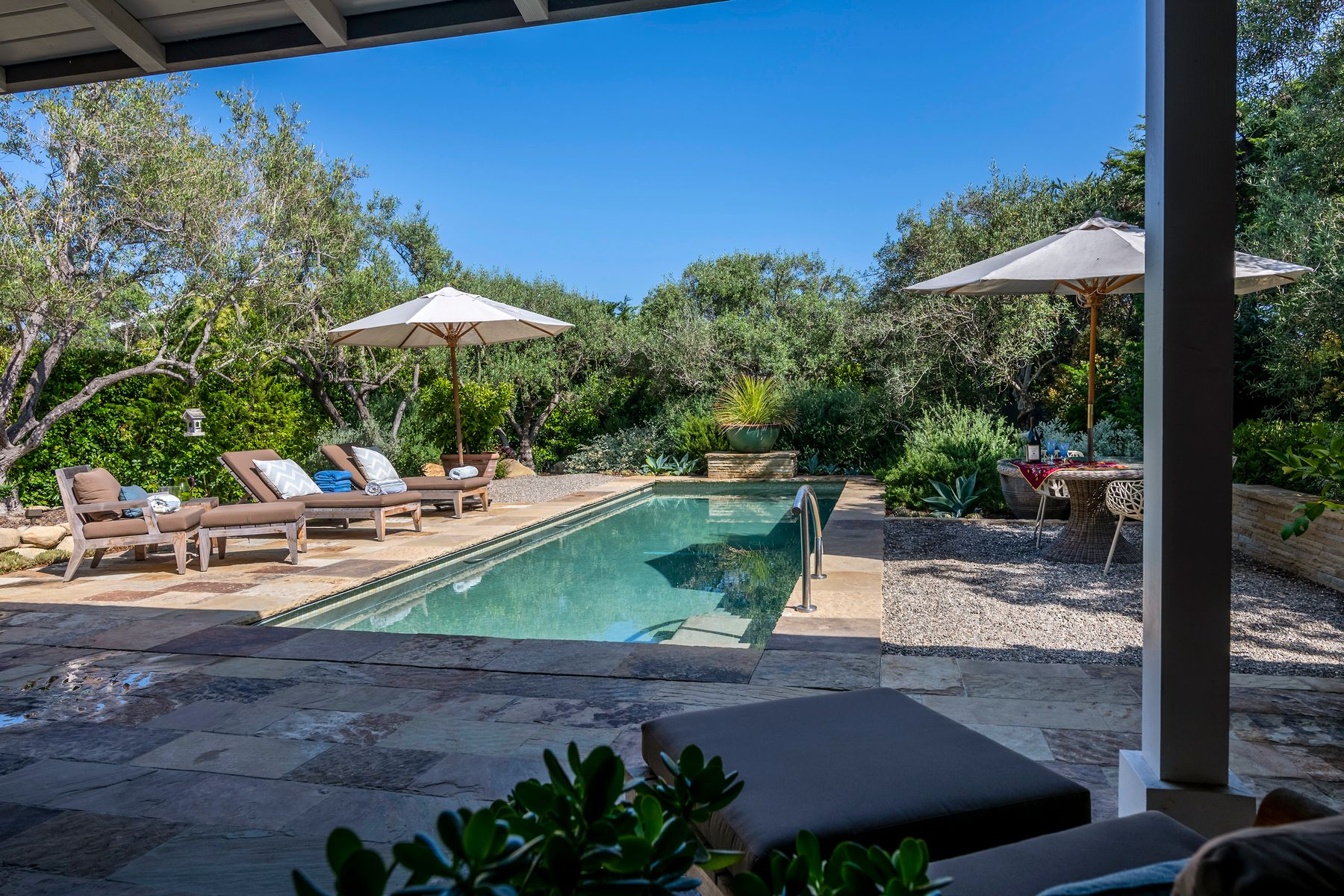 Single Family Homes for Sale at Contemporary Craftsman 2101 Summerland Heights Lane Montecito, California 93108 United States