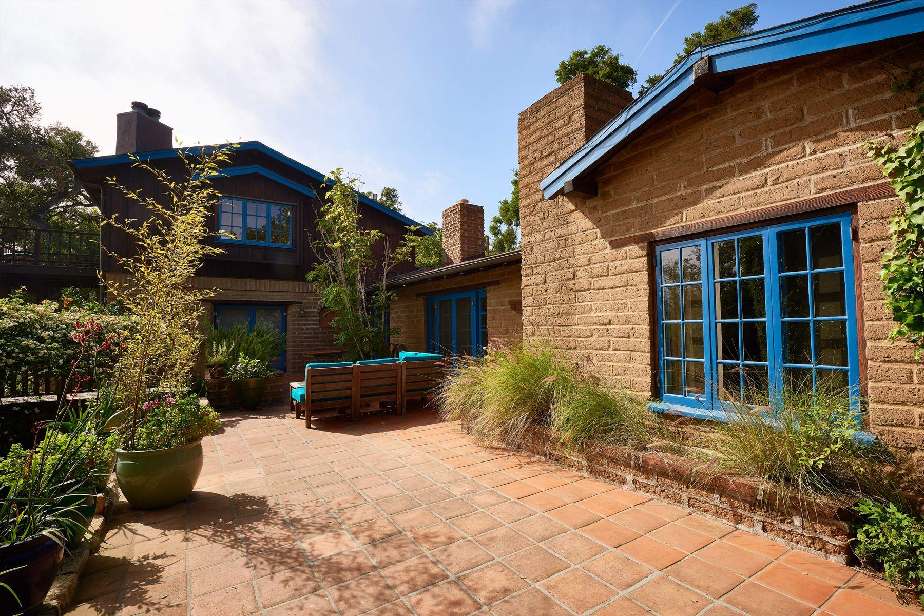 Property for Sale at Beautiful Adobe in Rural Montecito 2942 Torito Road Santa Barbara, California 93108 United States