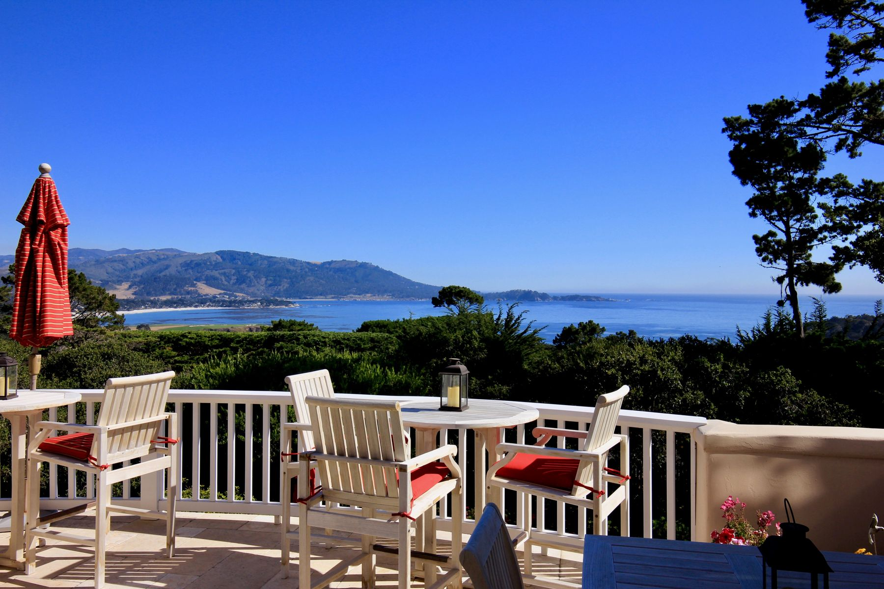 Single Family Homes for Sale at Spectacular in Pebble Beach 1465 Oleada Road Pebble Beach, California 93953 United States