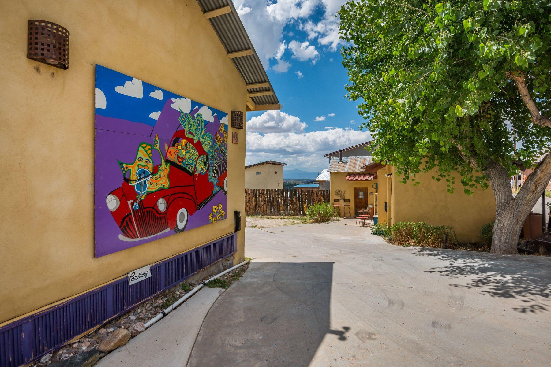 Single Family Homes للـ Sale في Truchas, New Mexico 87578 United States
