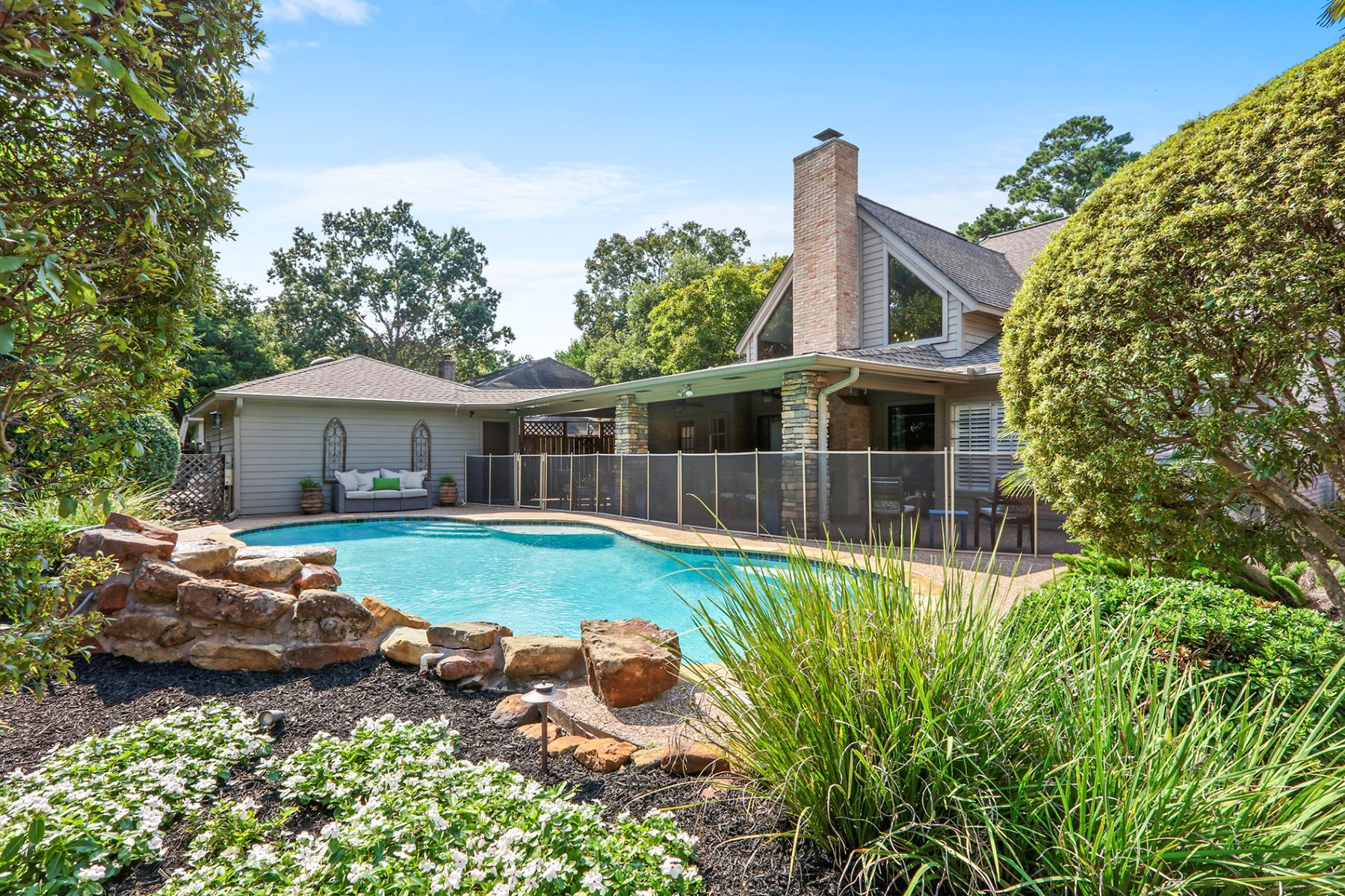 Single Family Homes for Sale at 3414 Sycamore Shadows Drive Kingwood, Texas 77339 United States