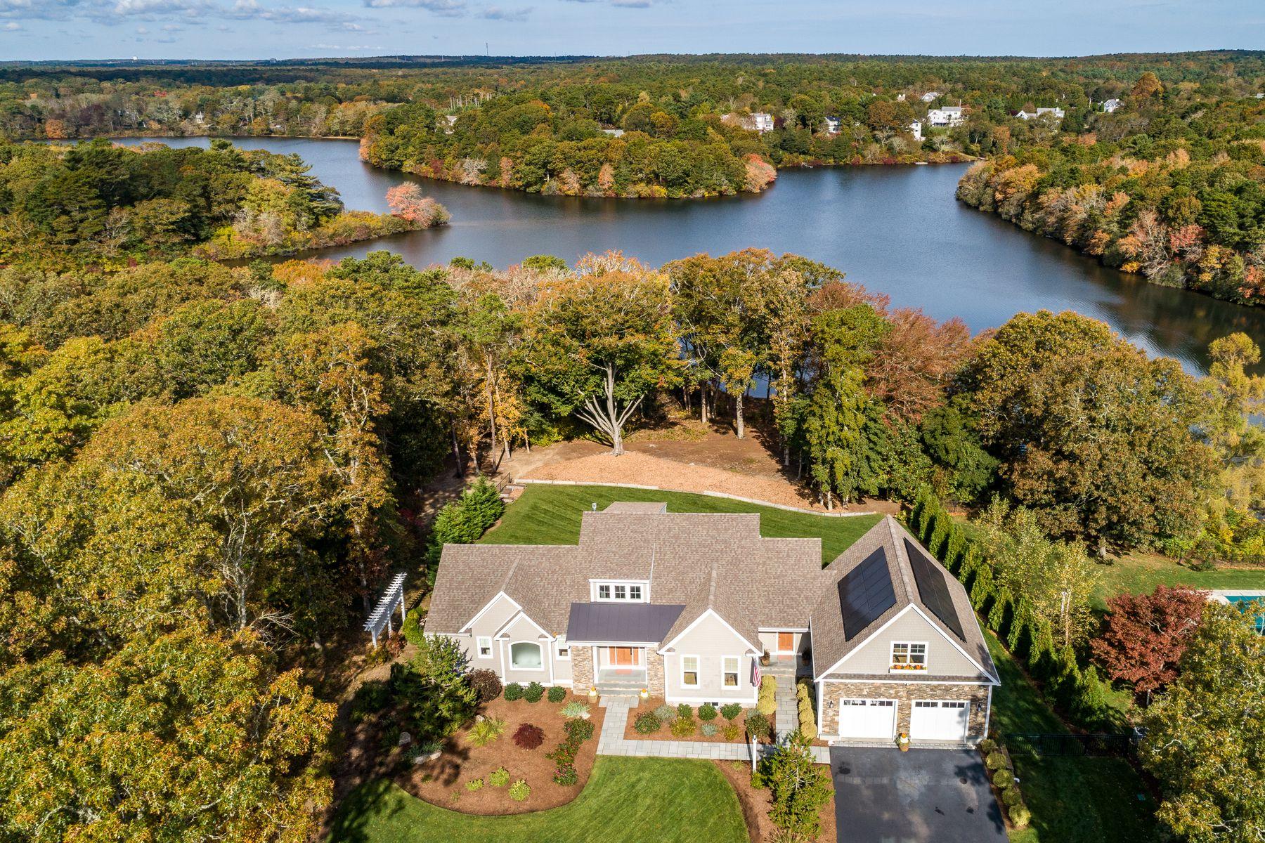 Single Family Homes 为 销售 在 233 Wheeler Road Marstons Mills, 马萨诸塞州 02648 美国