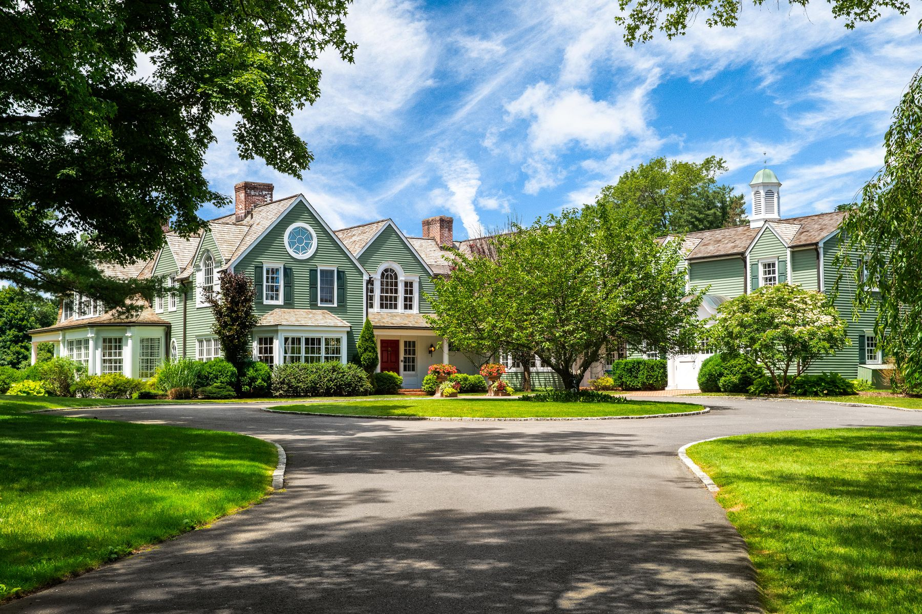 Single Family Homes للـ Sale في Greenwich, Connecticut 06830 United States