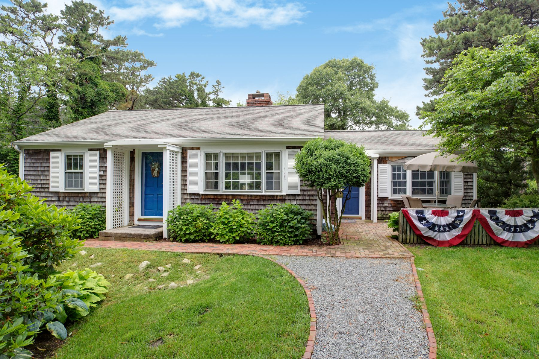 Single Family Homes for Sale at 39 Wing Boulevard West East Sandwich, Massachusetts 02537 United States