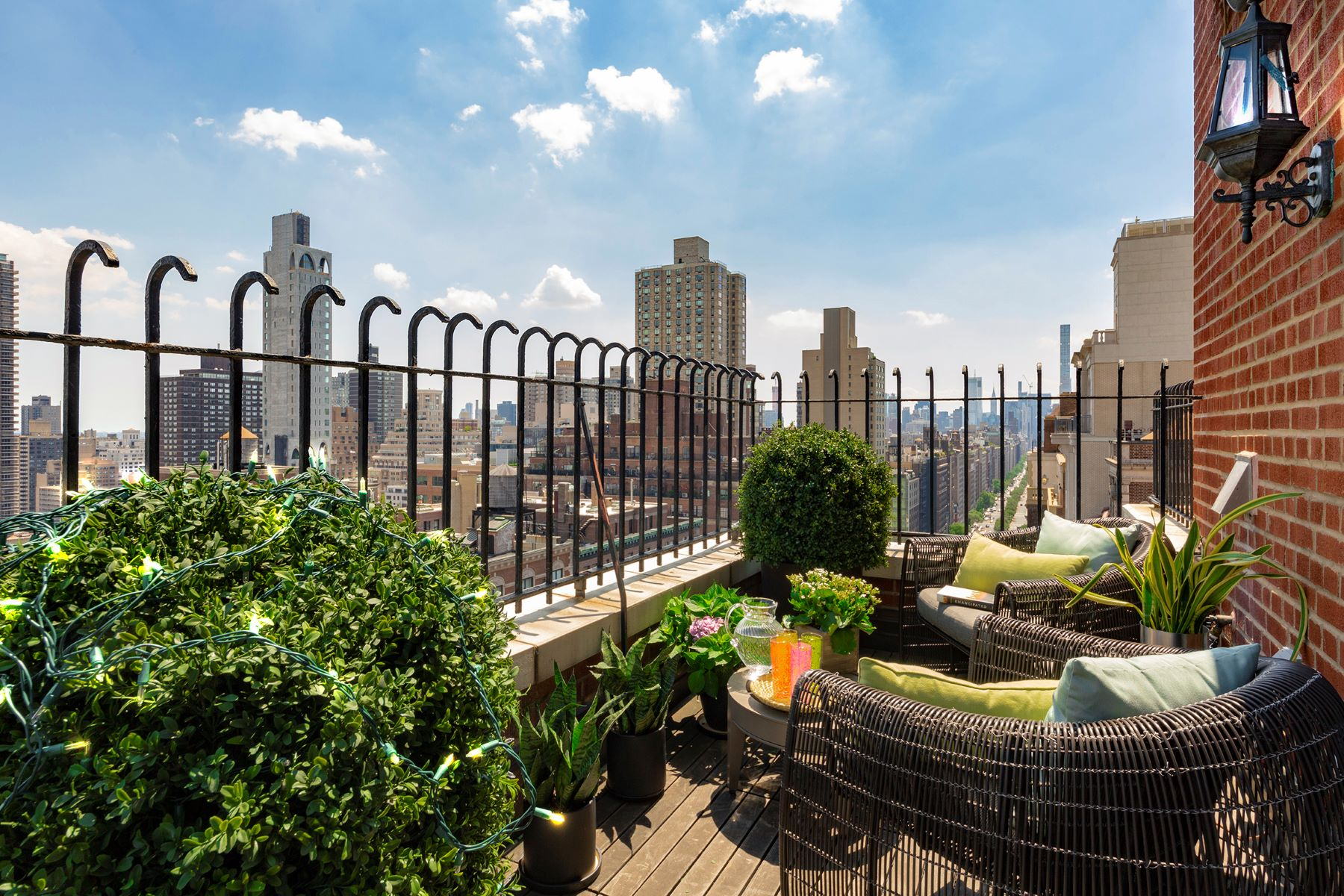 Co-op Properties for Sale at Multi Terraced Park Avenue Duplex 1120 Park Avenue, 20/21A New York, New York 10128 United States