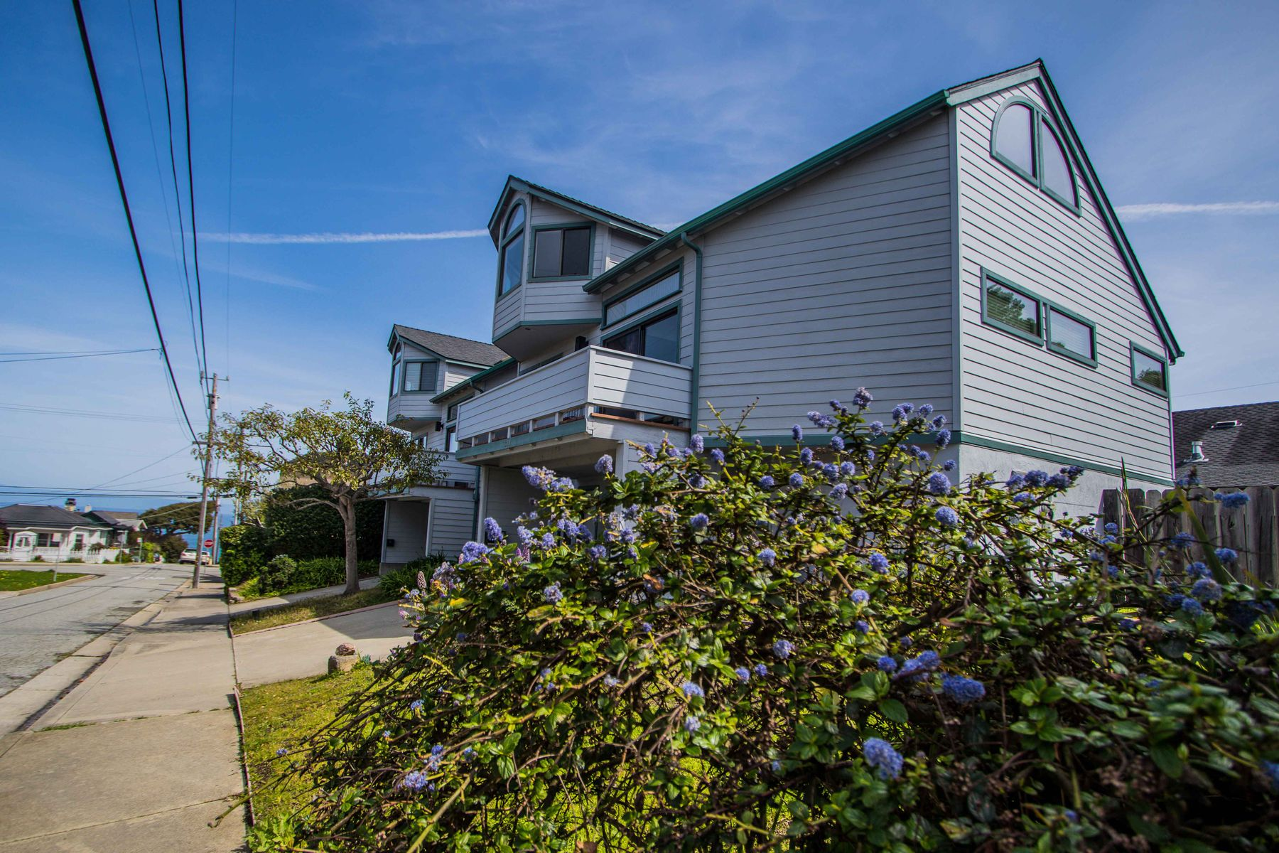 Multi-Family Homes for Sale at Beautiful PG Duplex 311 4th Street Pacific Grove, California 93950 United States
