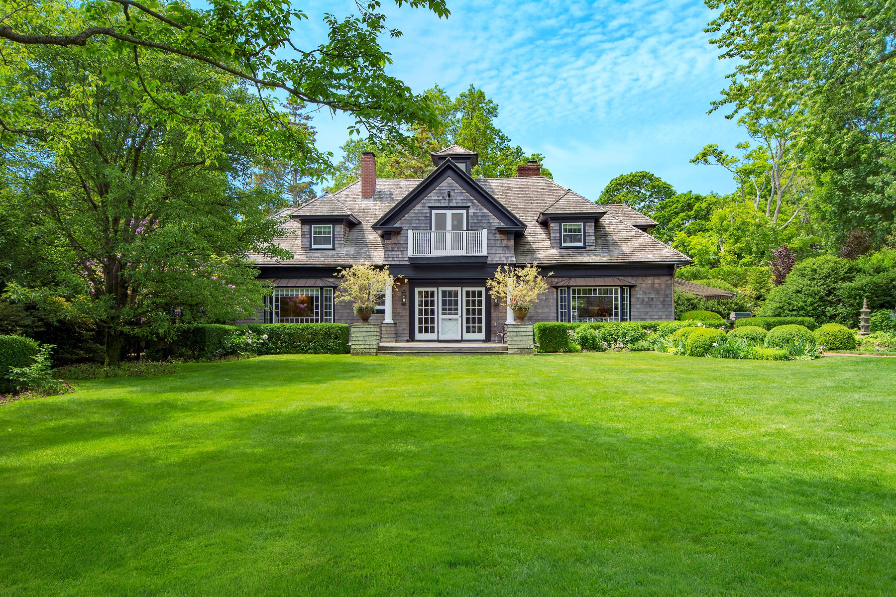 Single Family Homes for Sale at RENOVATED 1896 ENGLISH CARRIAGE HOUSE 9 Little Cobb Road Water Mill, New York 11976 United States