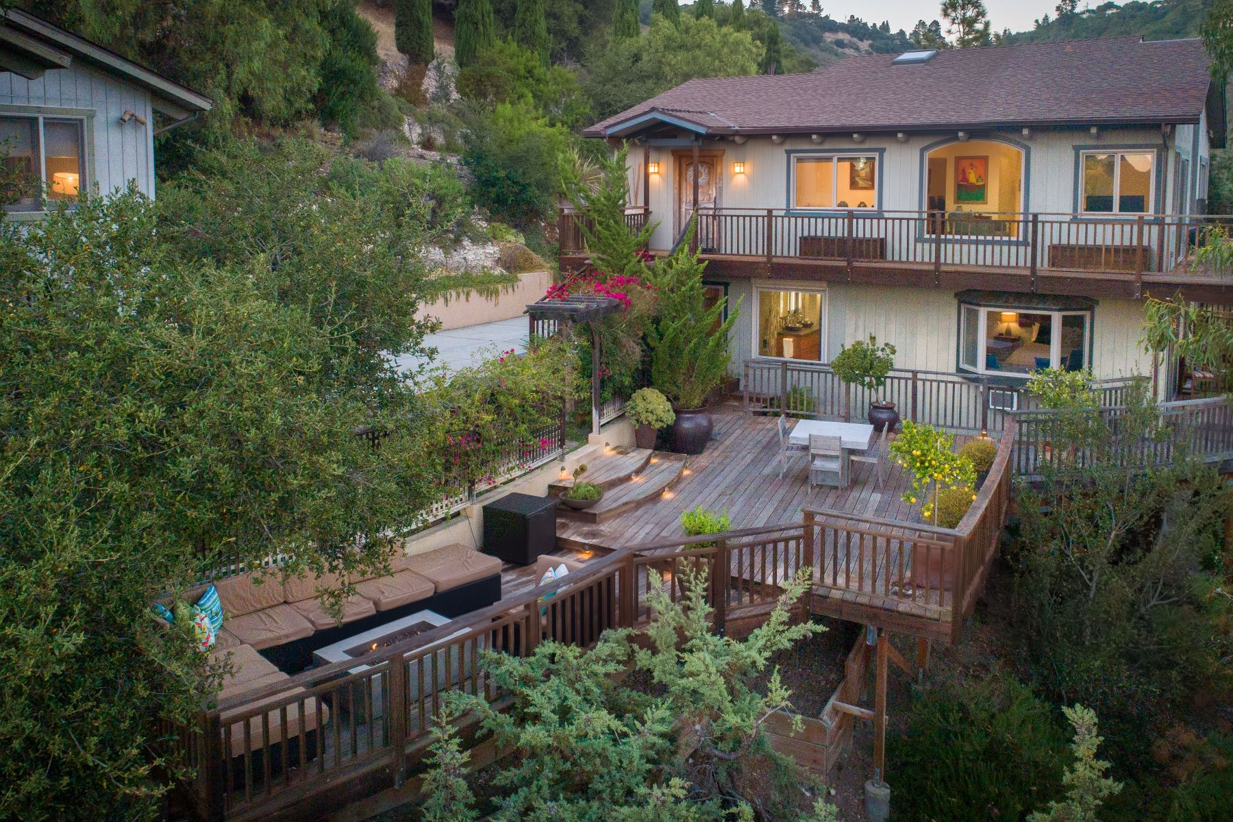 Single Family Homes for Active at 26140 Zdan Road Carmel Valley, California 93924 United States